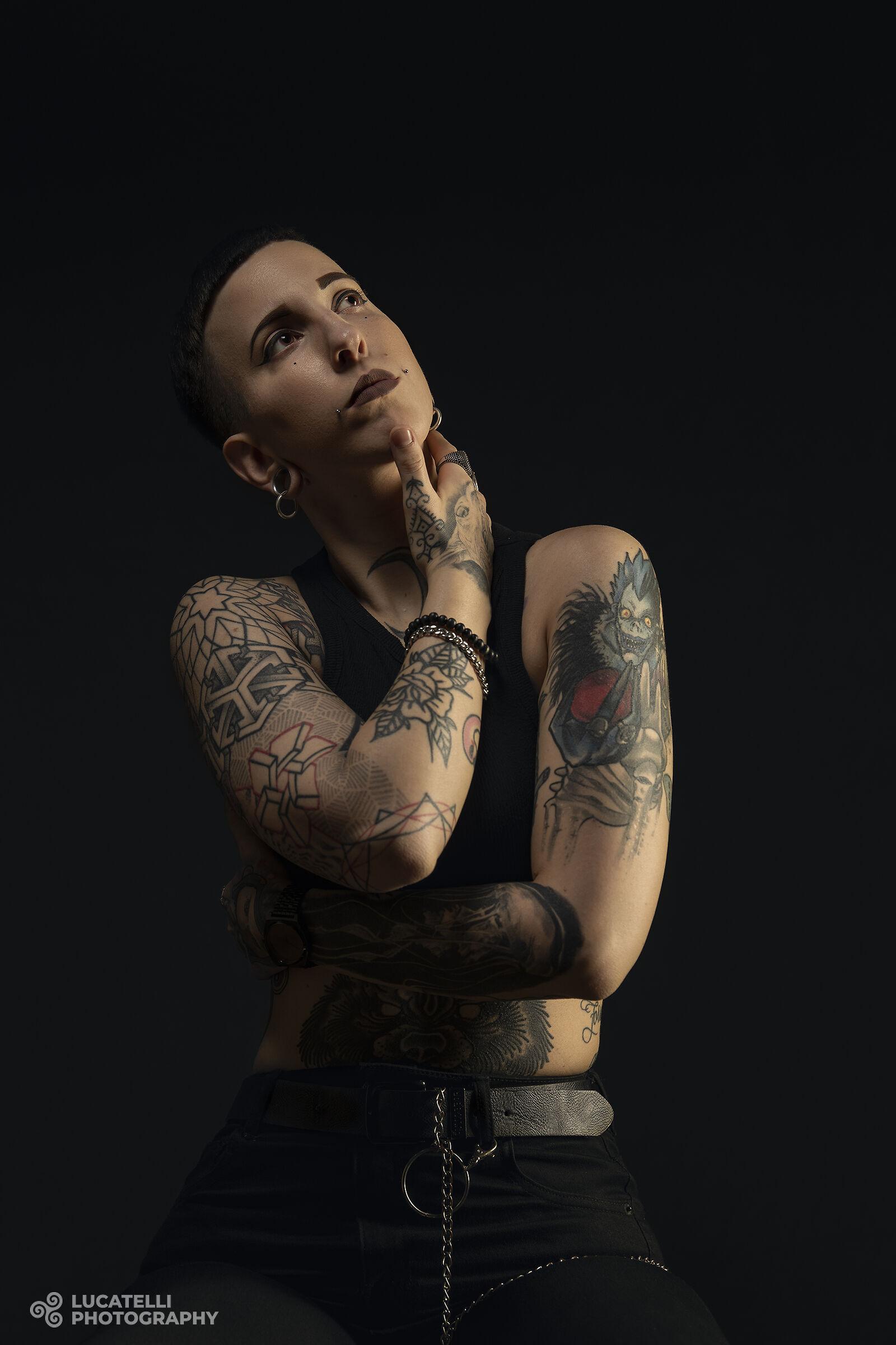 Gaia Magnani - Tattoo Artist...