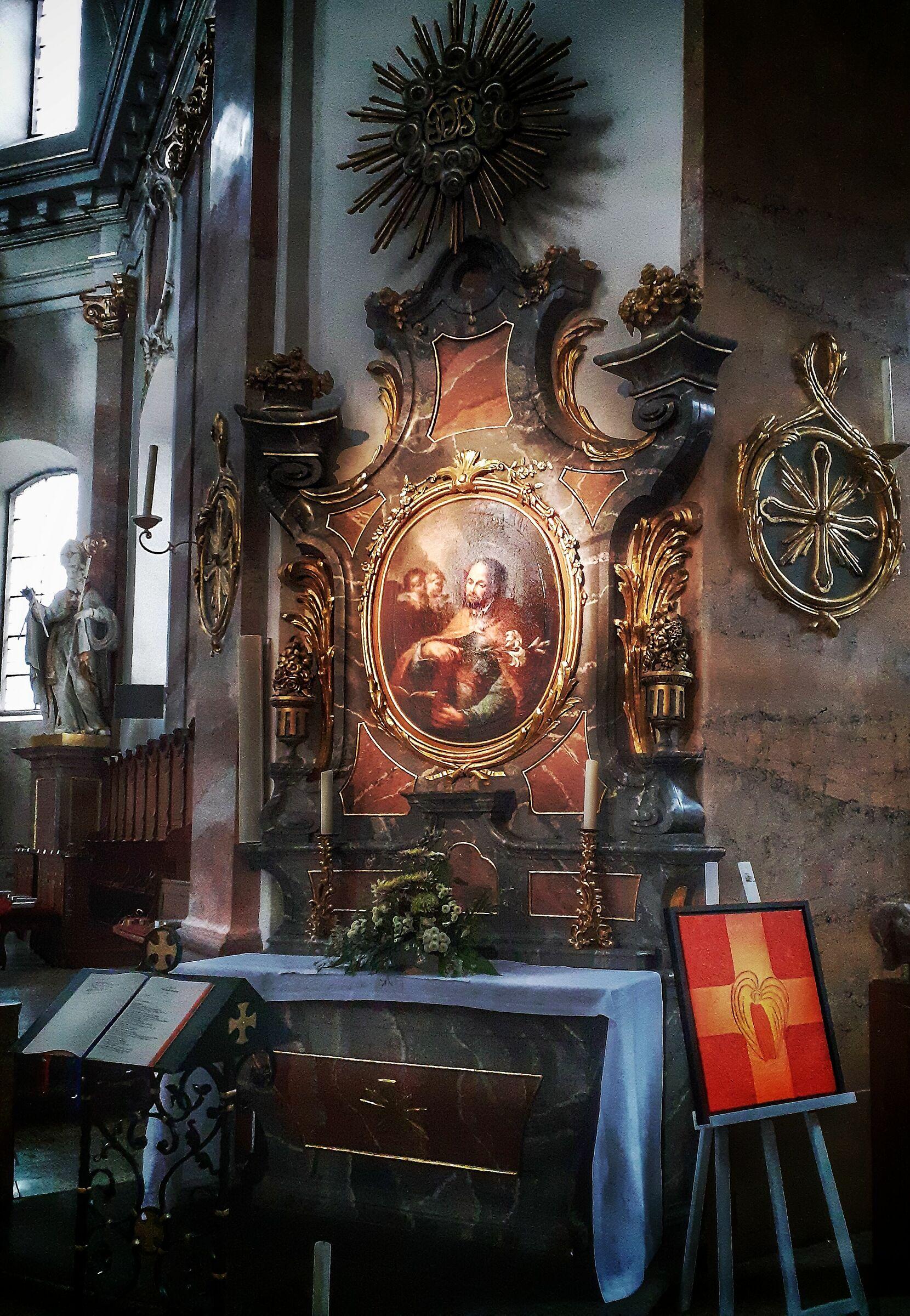 Fulda - St. Blaise's Church...