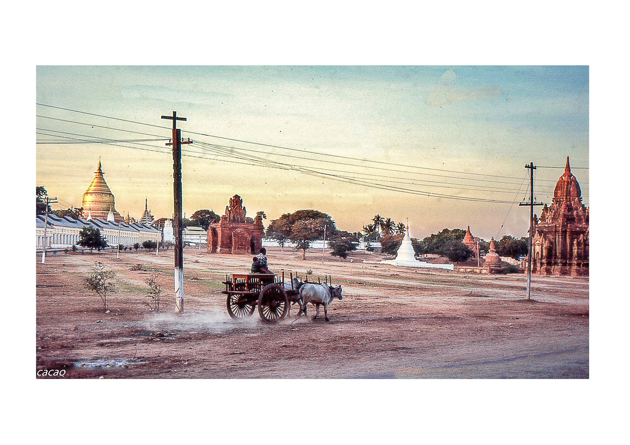 Bagan Burma...