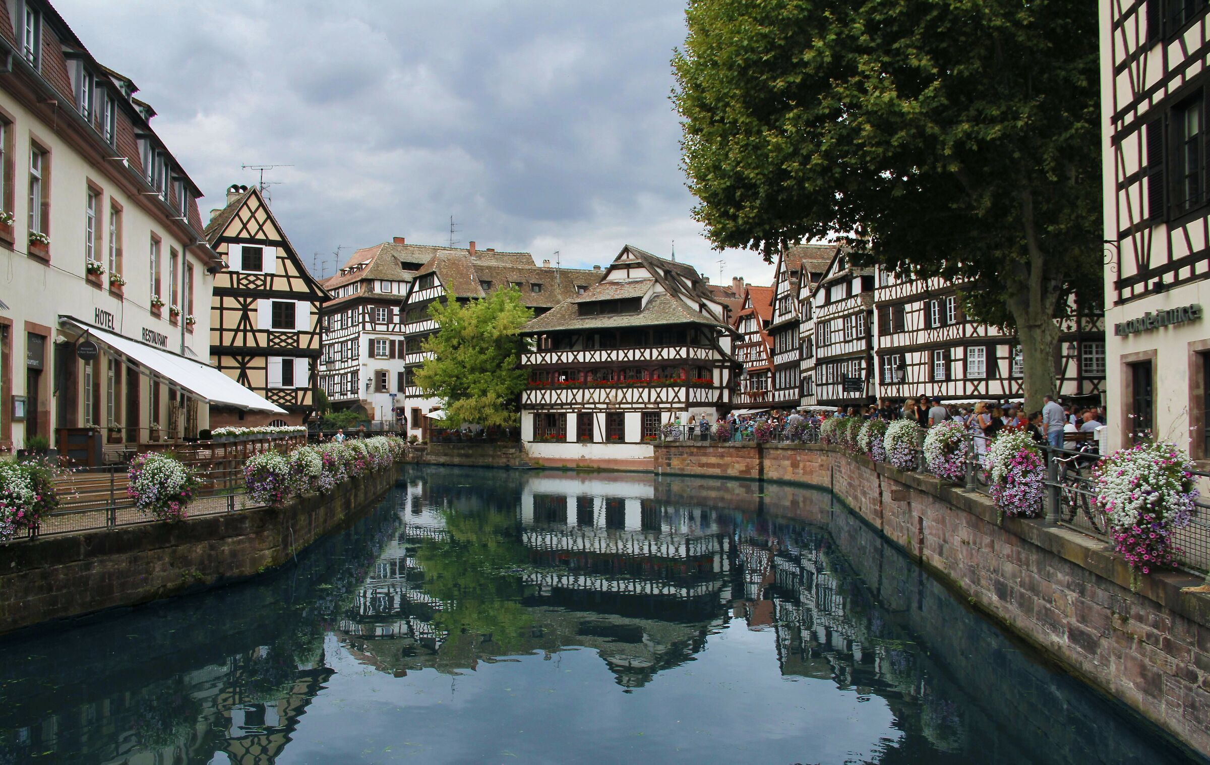 Strasbourg - Le petit France...