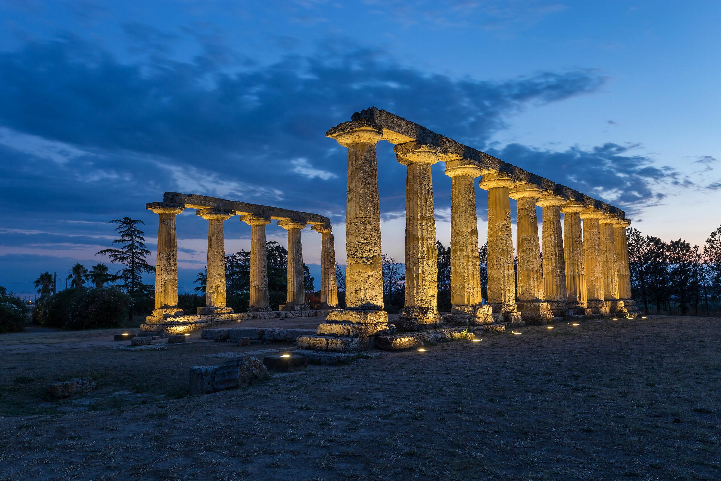 Temple of Hera - Metaponto...