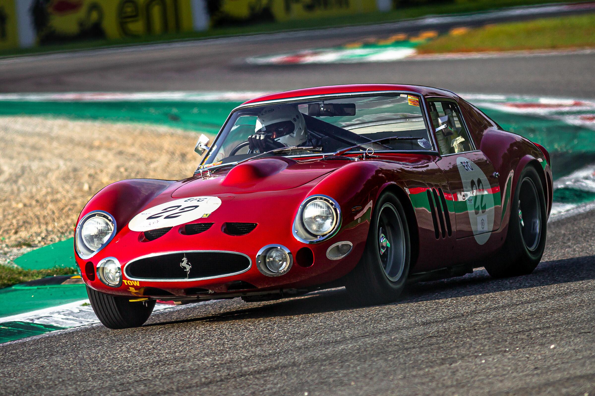 Ferrari 330 GTO...