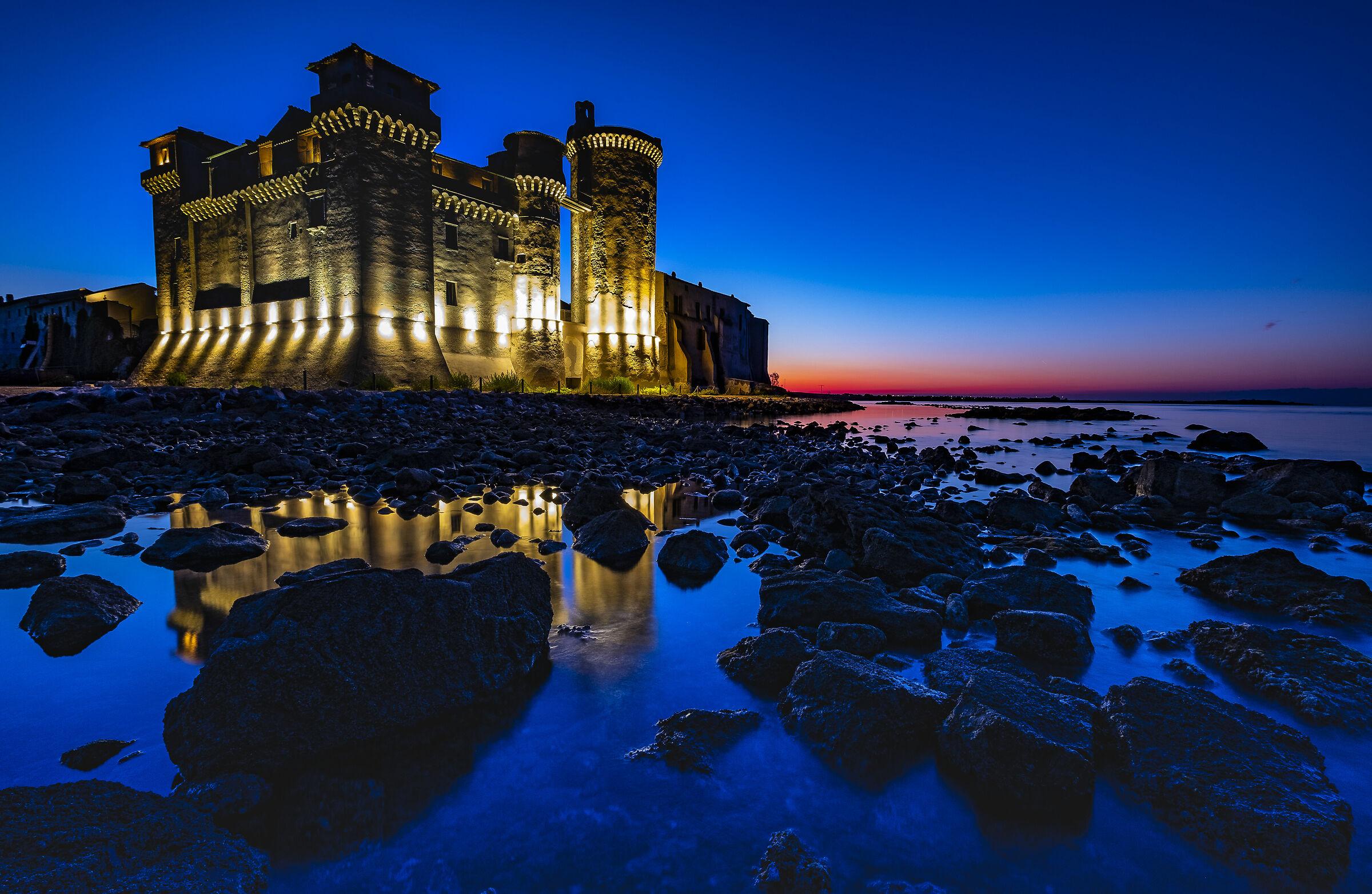 castello santa severa...