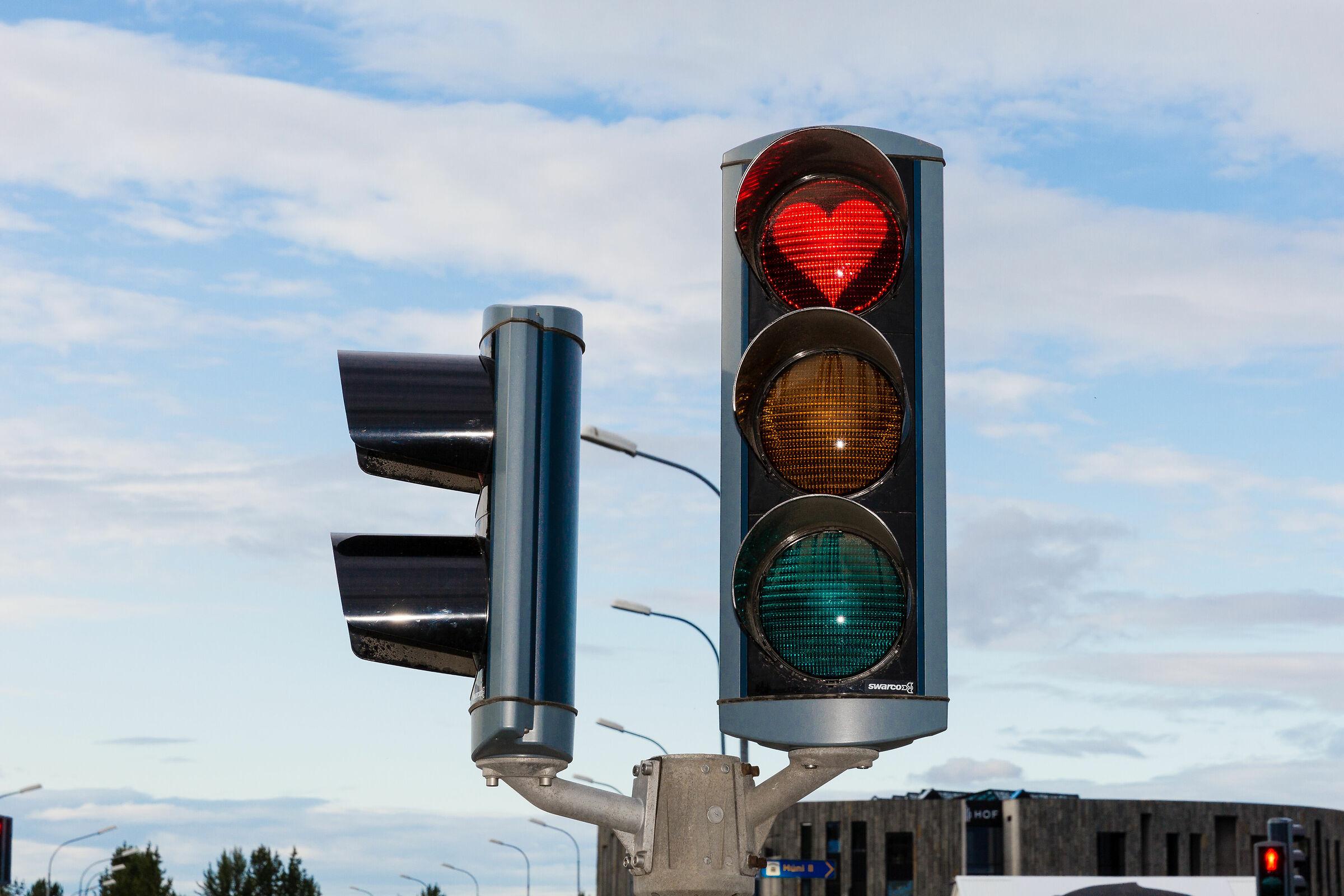 A love of traffic lights...