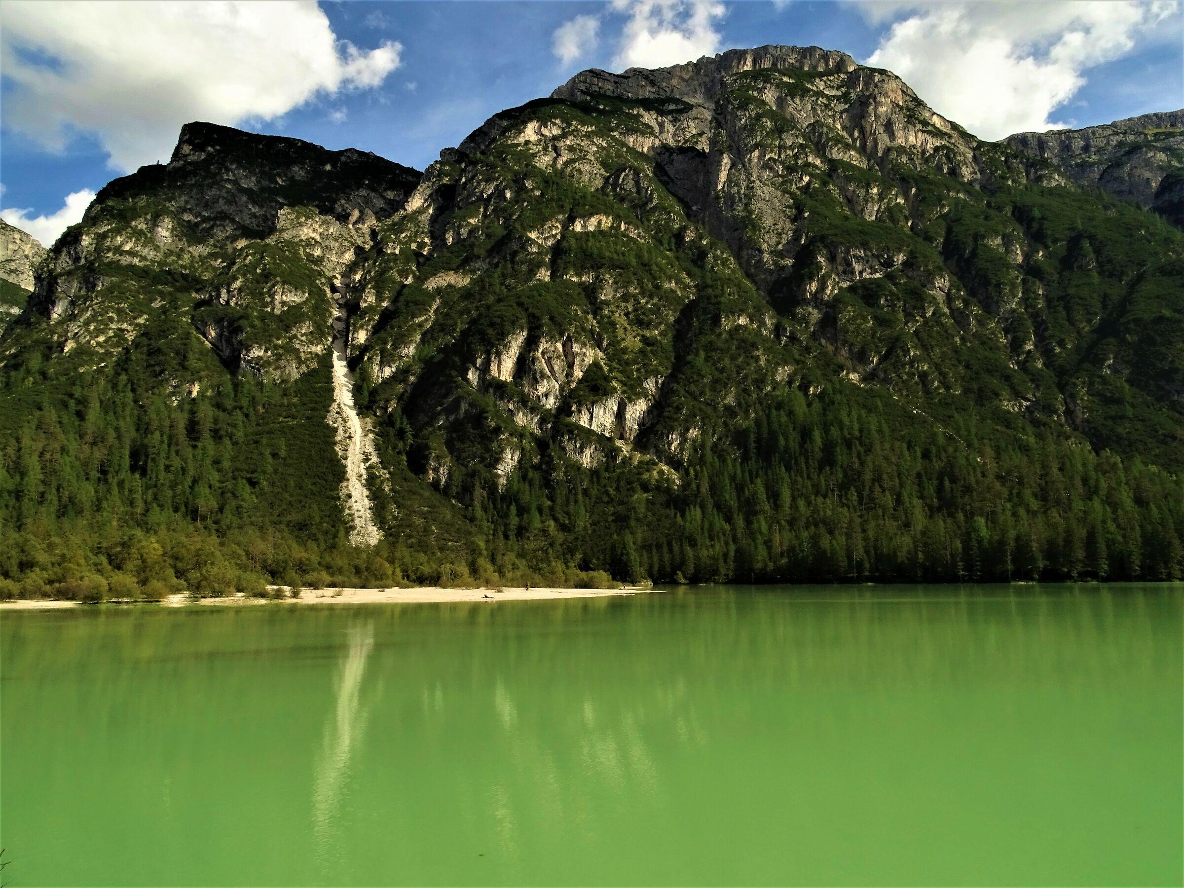 Landro lake...