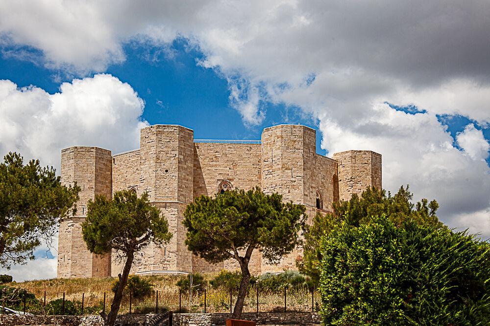 Puglia - Castel del Monte...