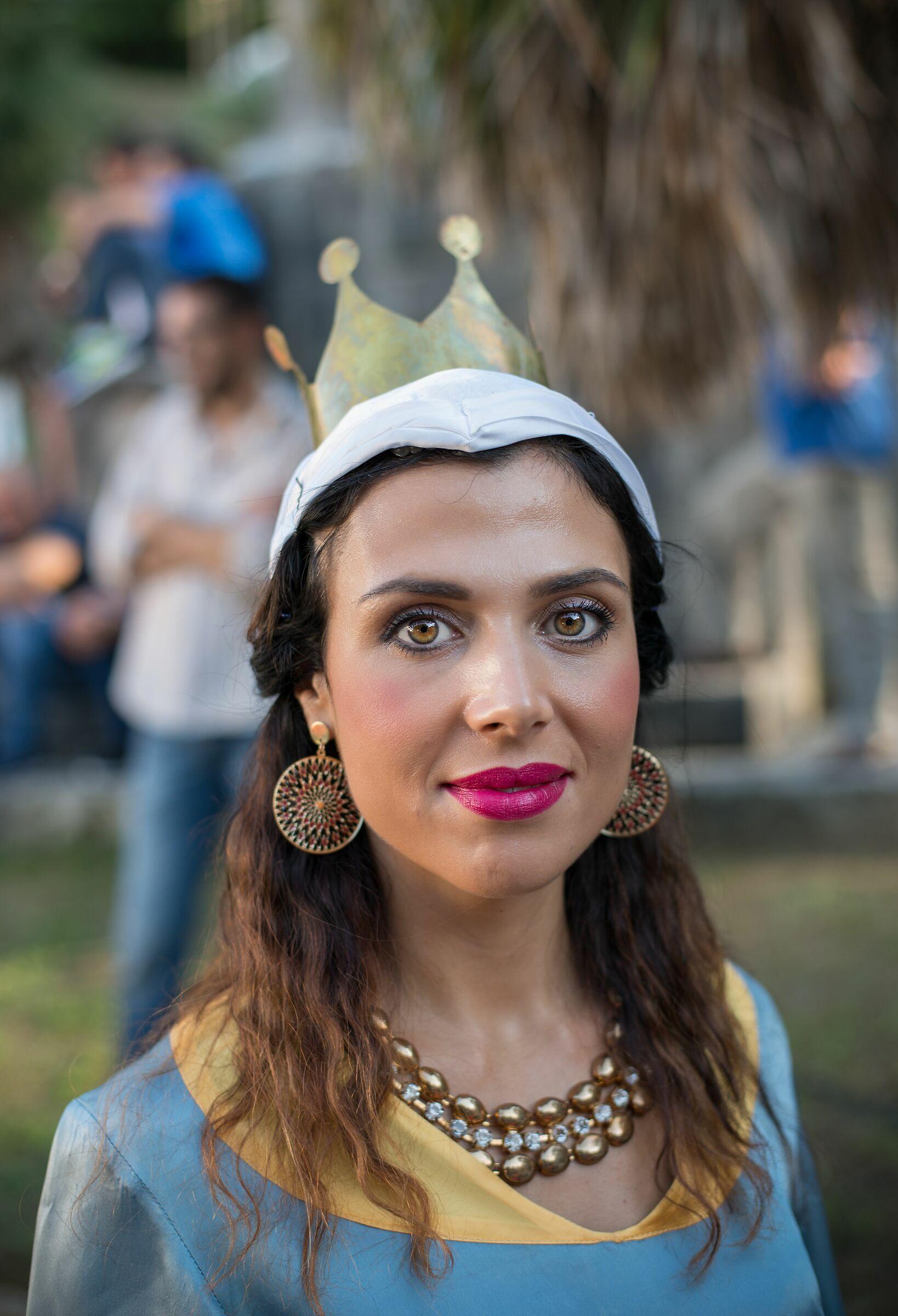 La Regina di Mattoni...