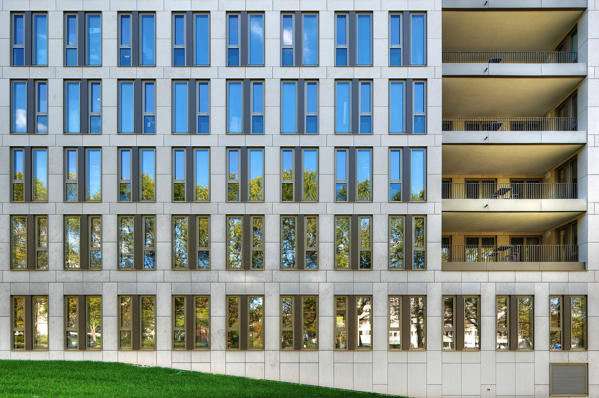 Office Building, Wiesbaden, Germany...