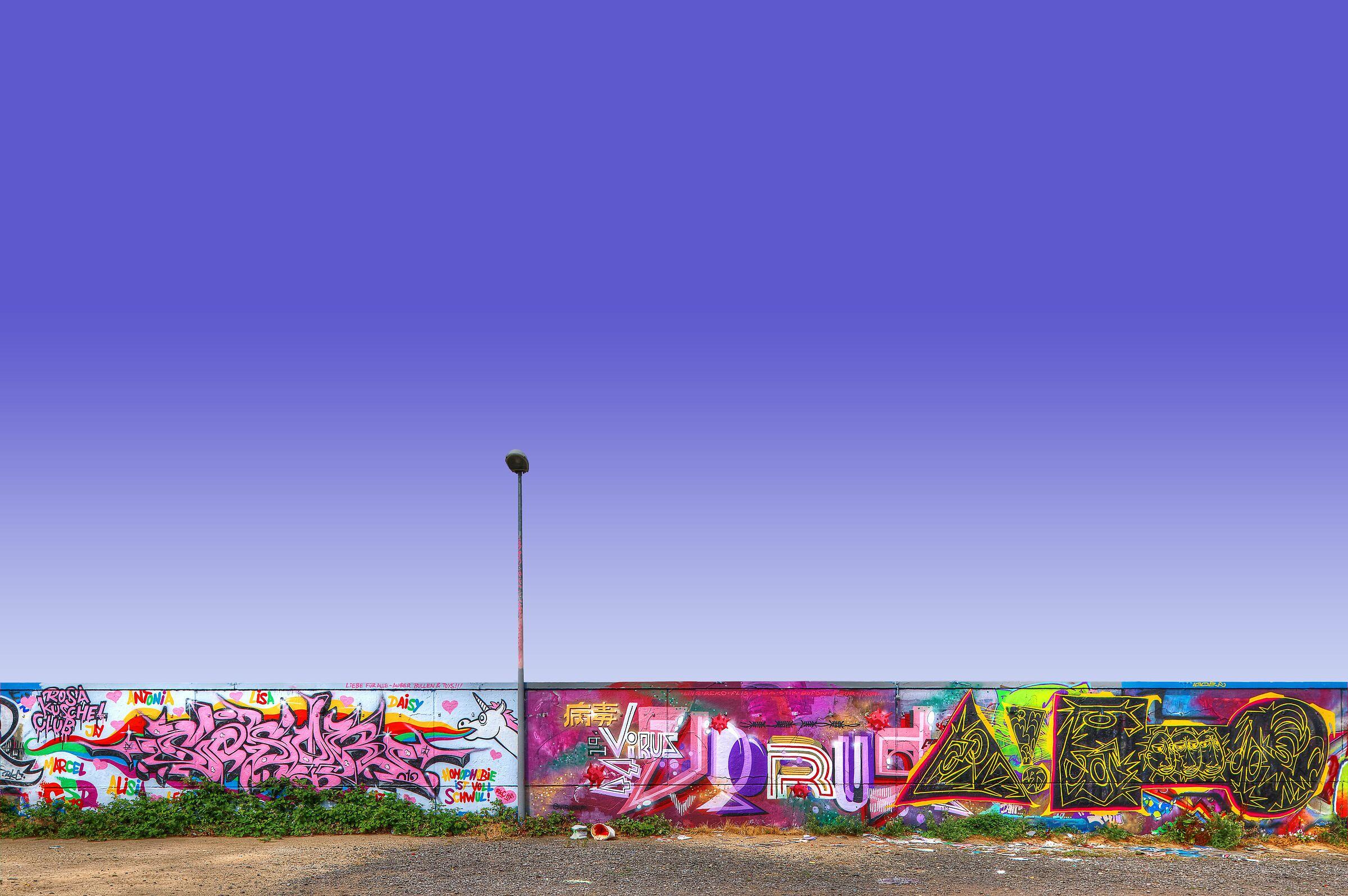 Graffiti, Wiesbaden, Germany...