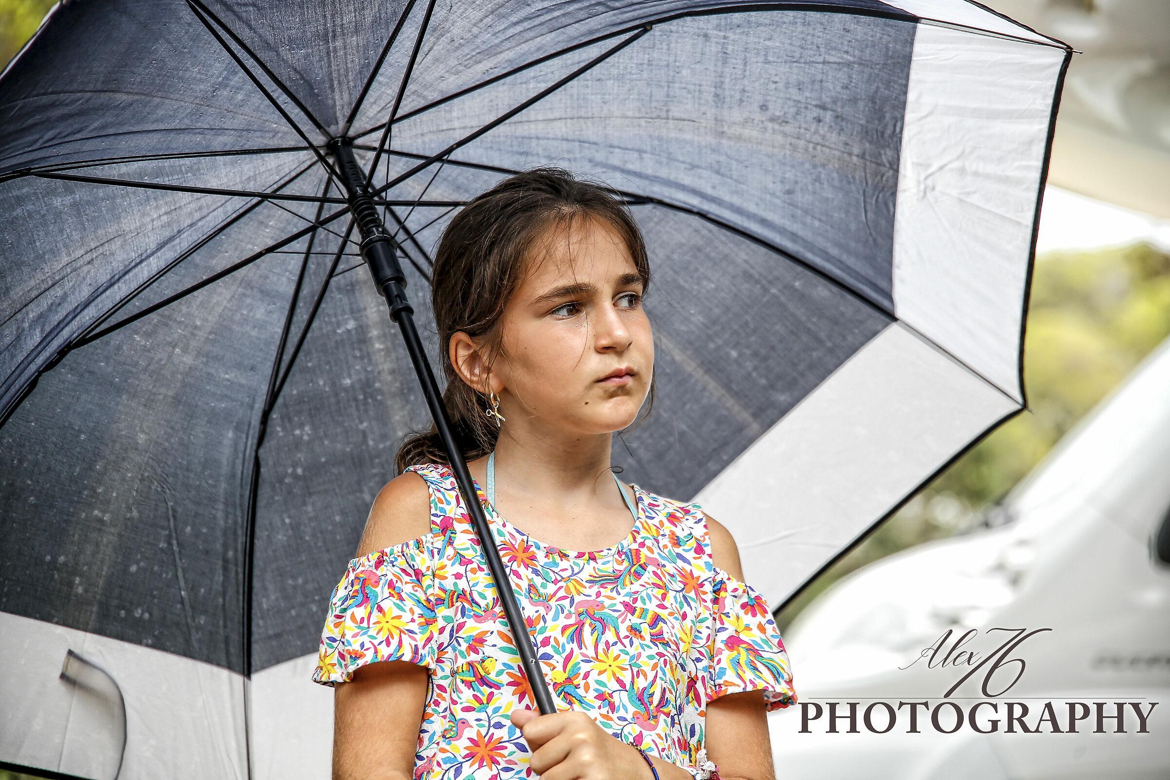 Aspettando la pioggia...