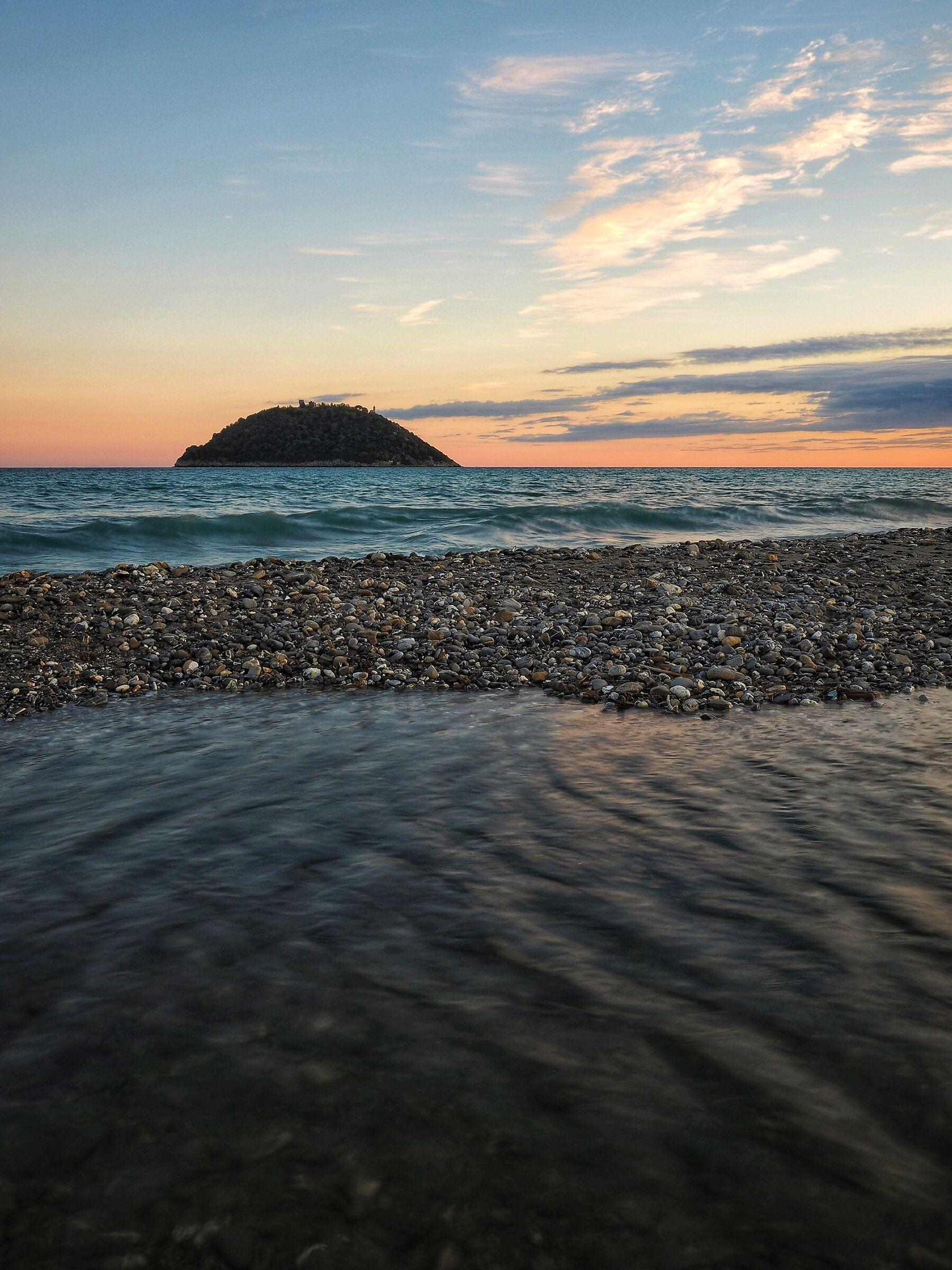Isola Gallinara...