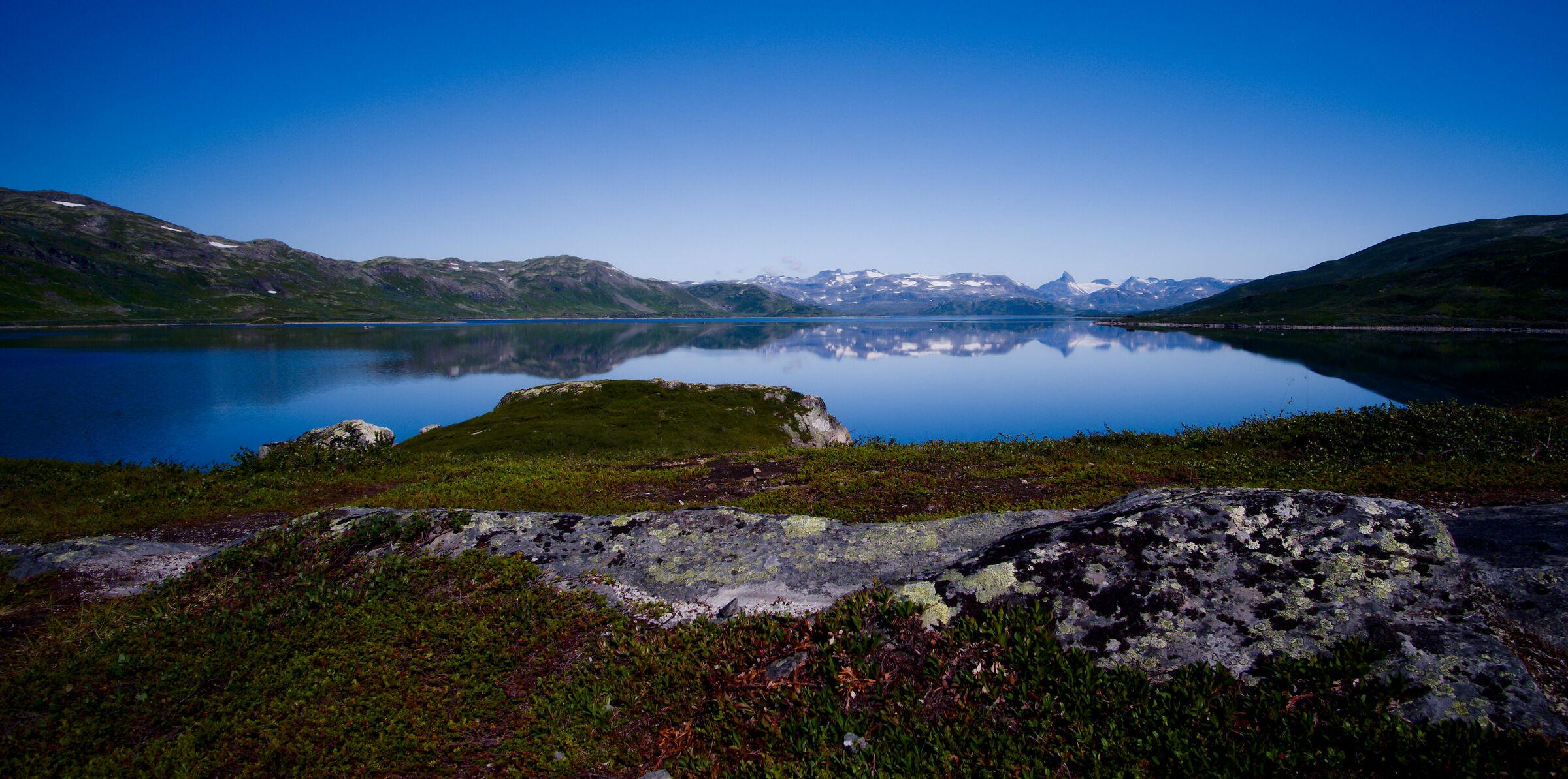 Blu Norvegia...