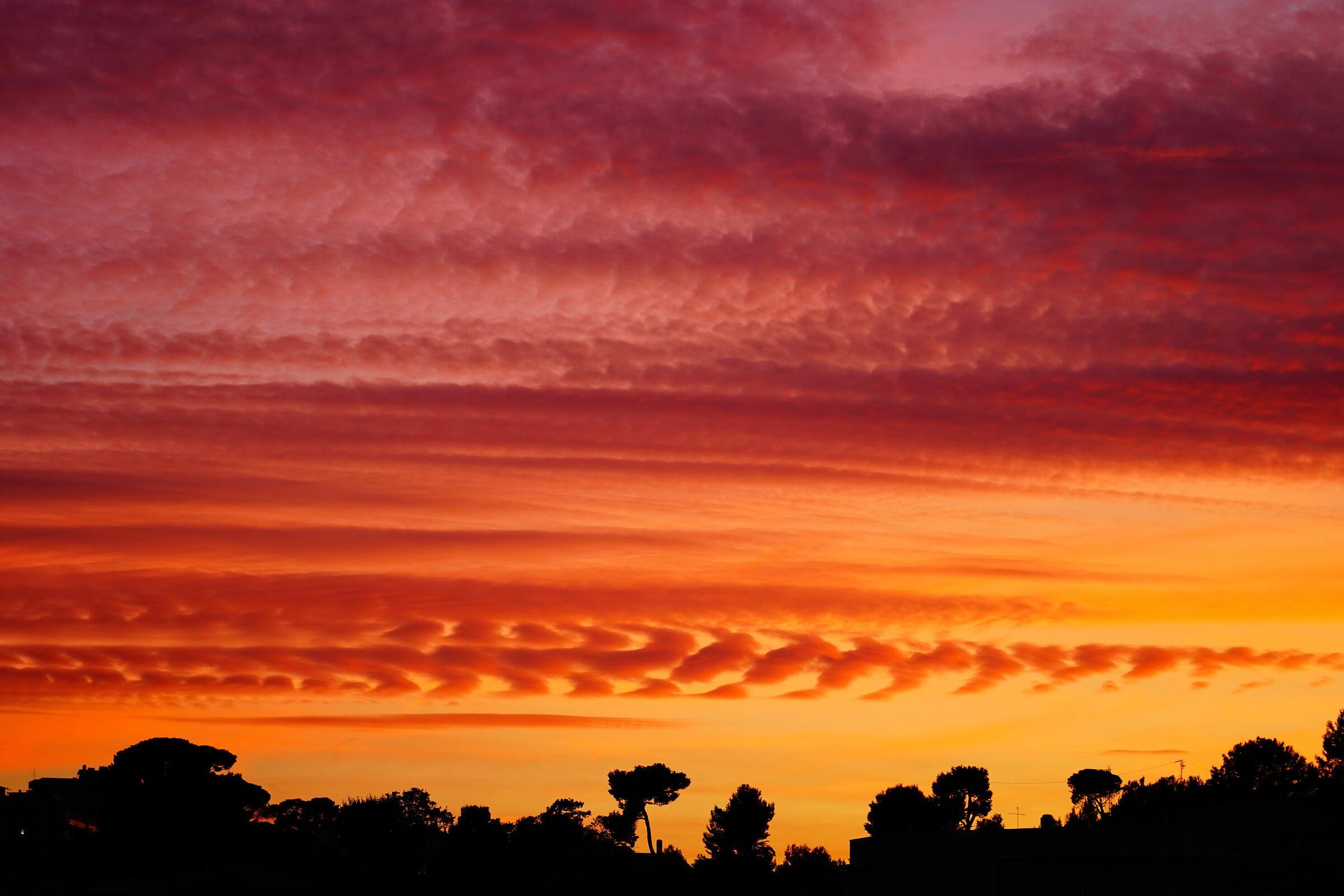 Magic sunset 2...