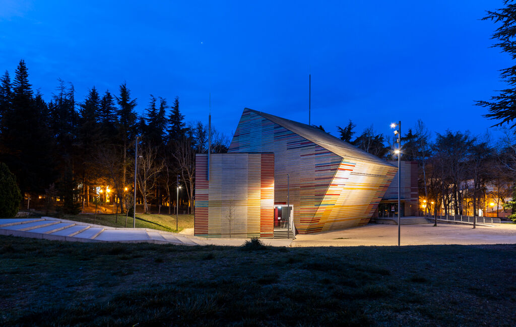Auditorium del Parco - Renzo Piano  - L'Aquila...