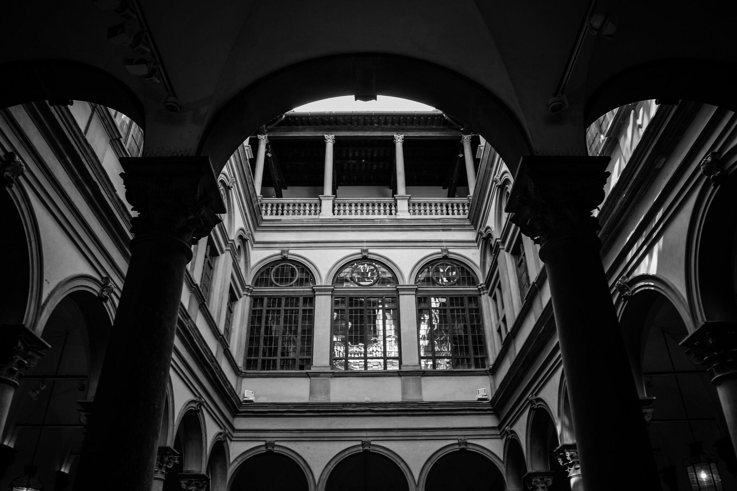 Palazzo Strozzi...