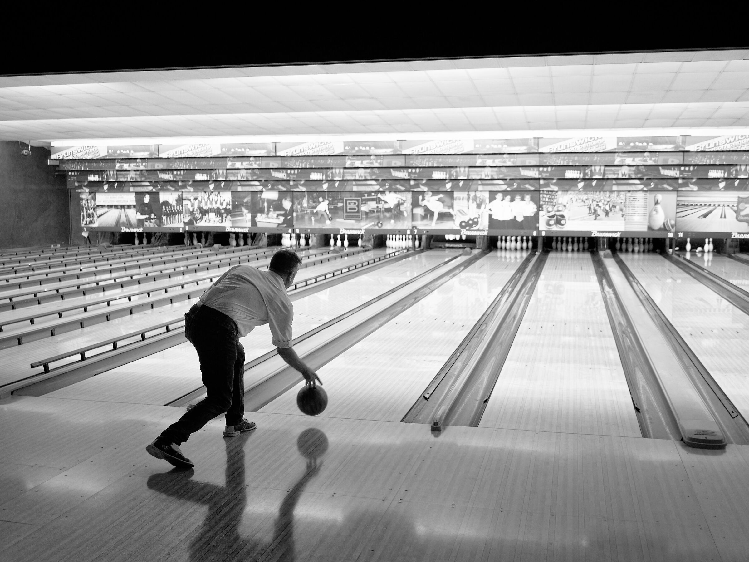 Bowling...