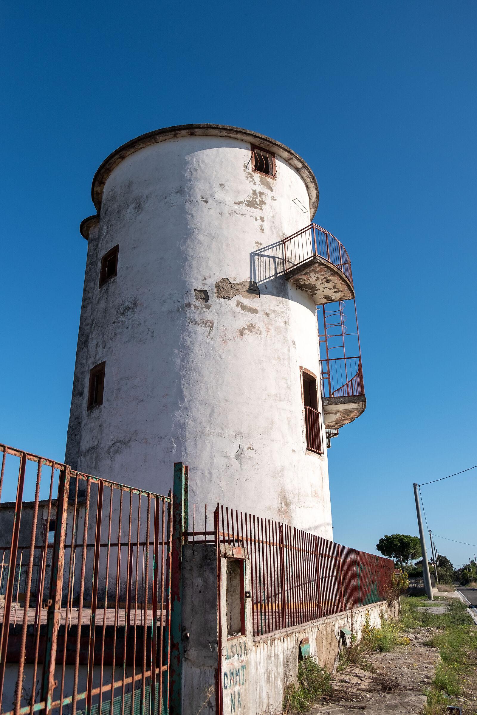 The house-silos...