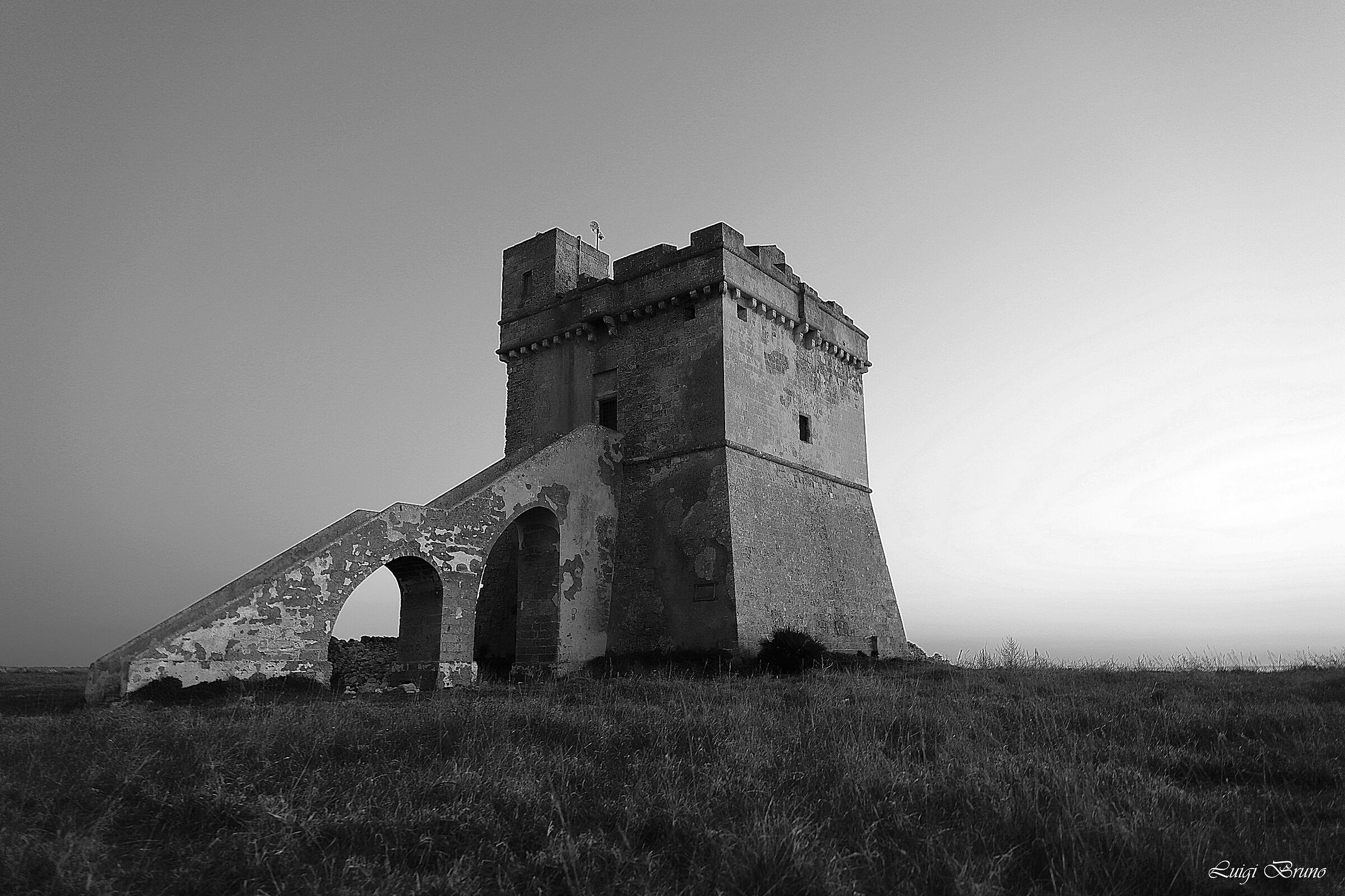 Squillace Tower...