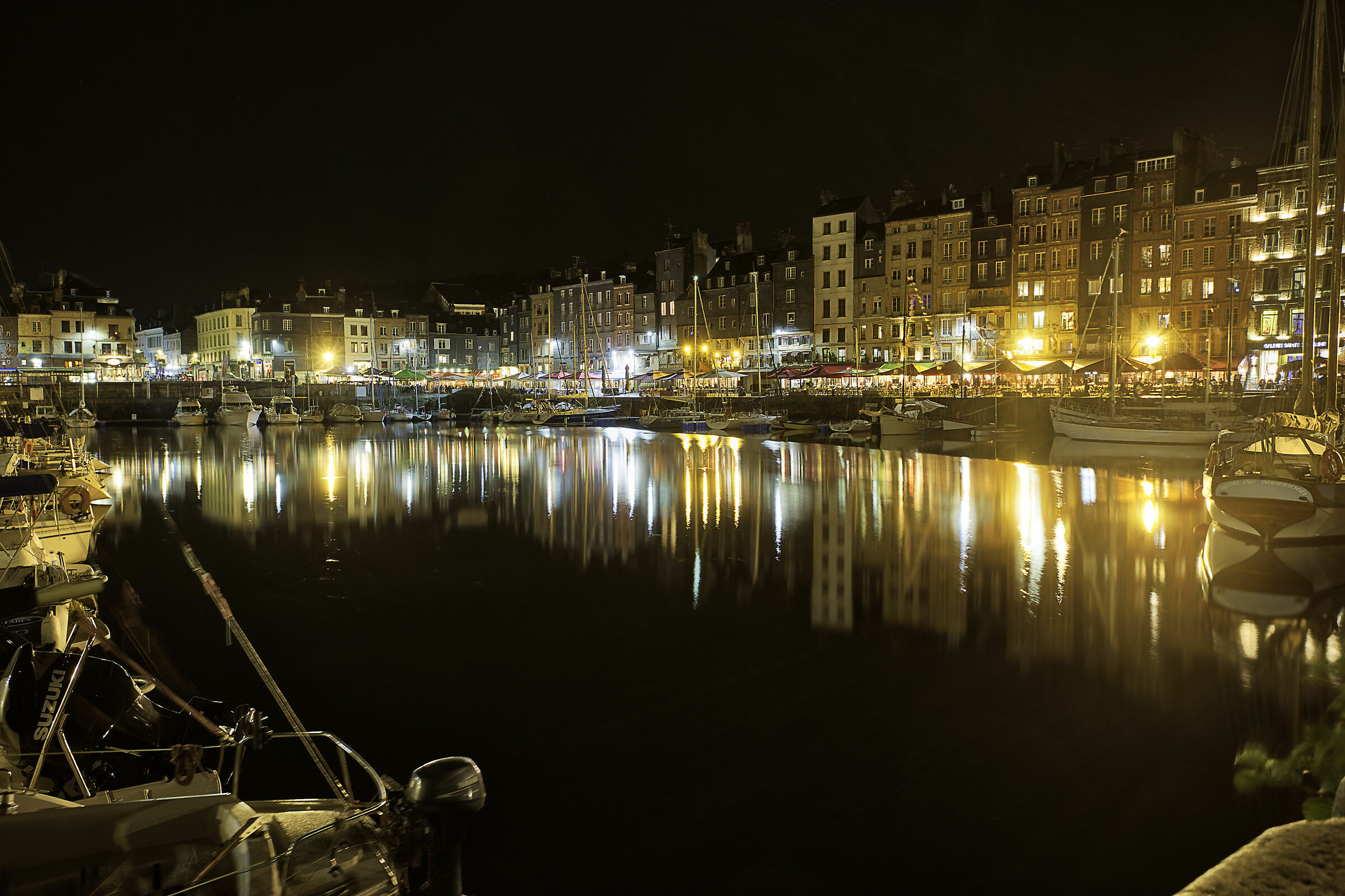 Porto Honfleur...