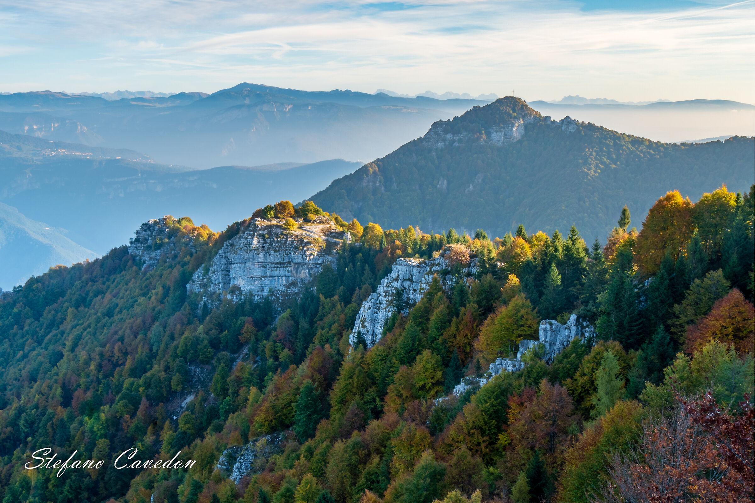 Monte Novegno...