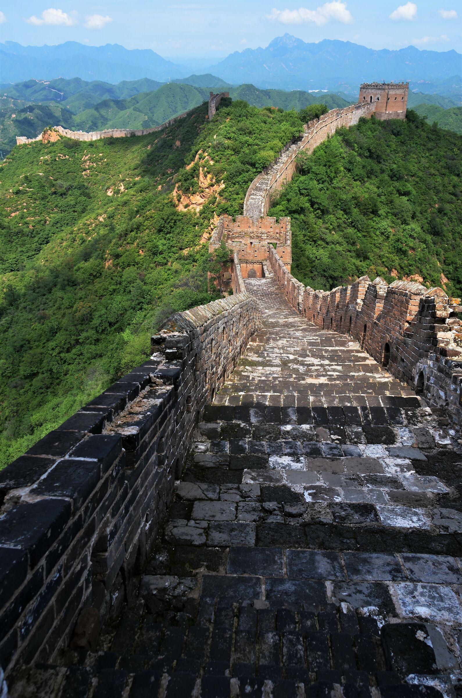 Grande muraglia...