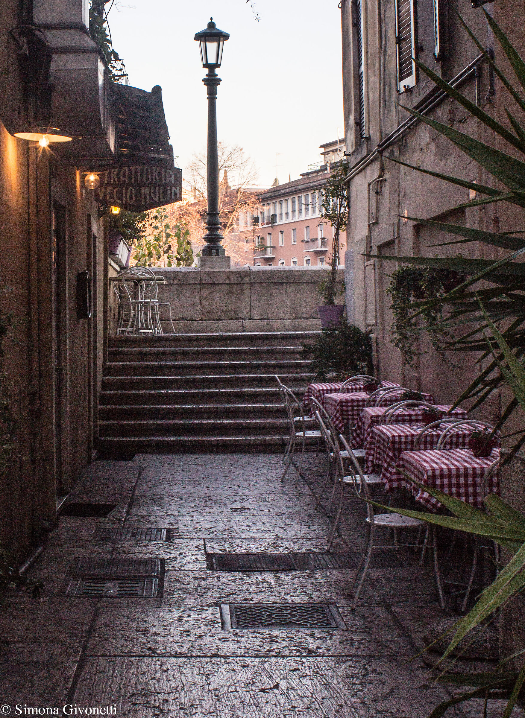 Alleys ...