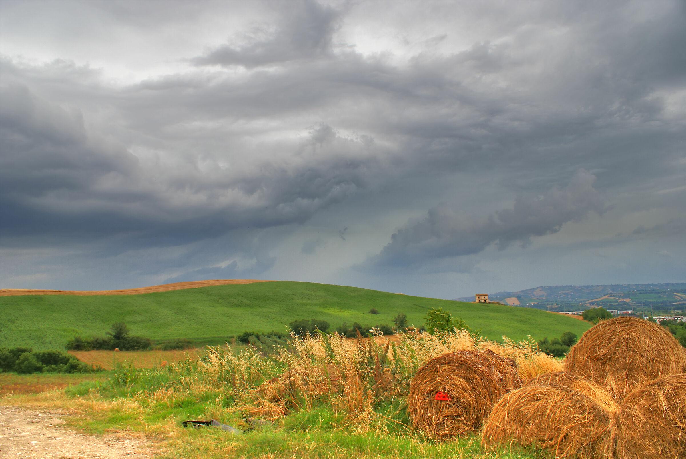 Paesaggi d'Abruzzo...