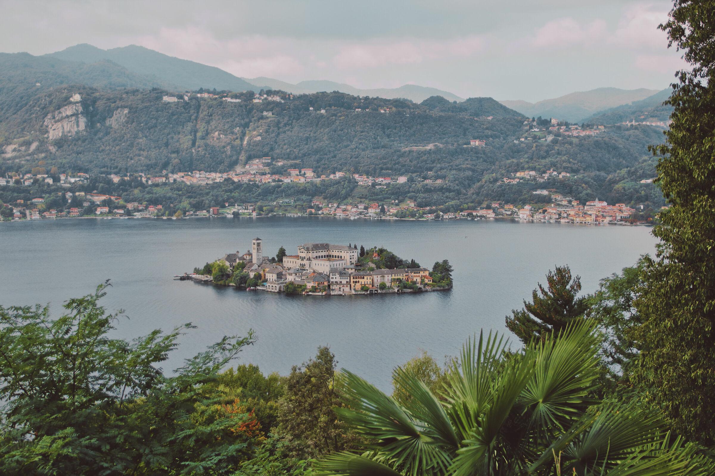 Isola di S.Giulio...