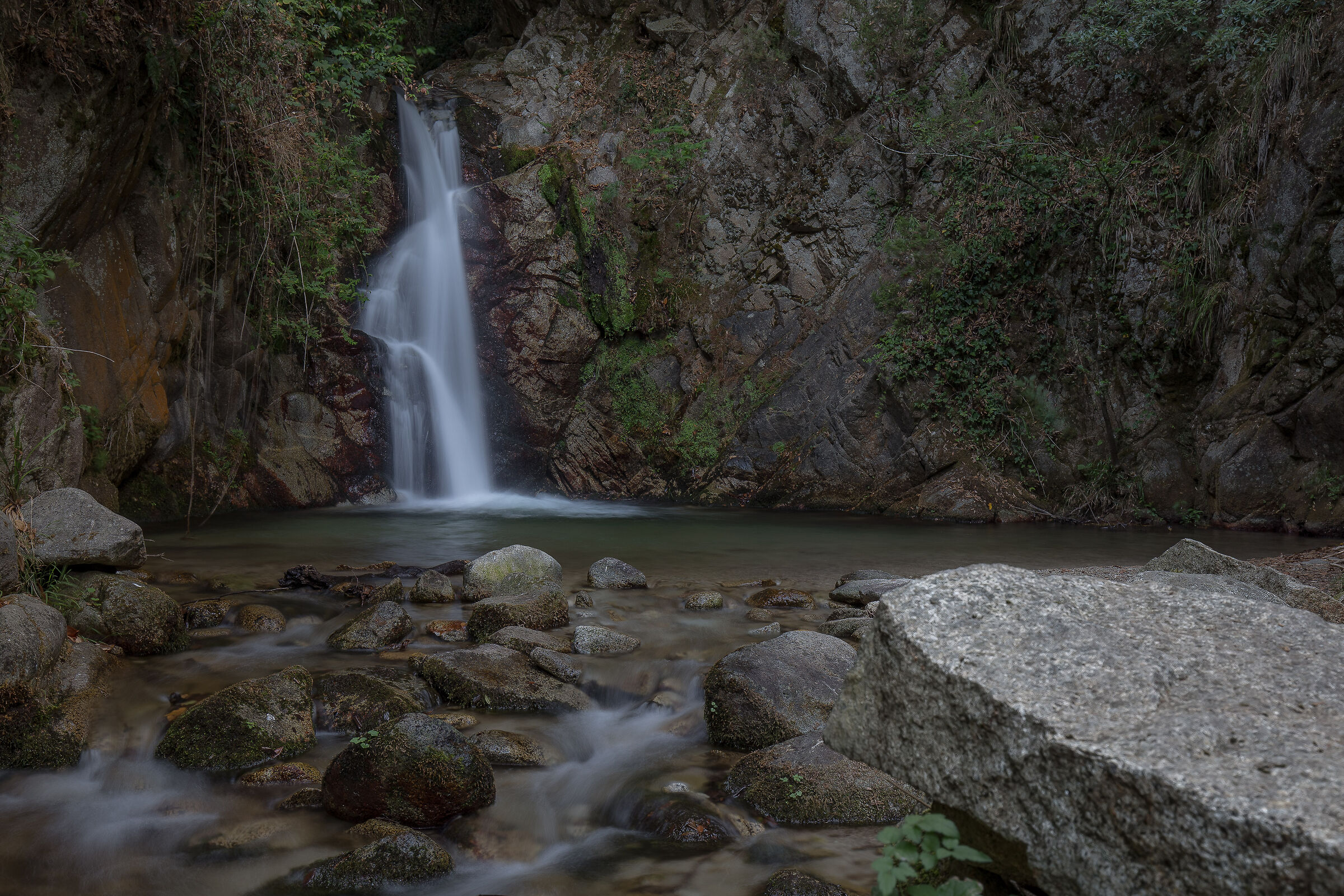 Aspromonte Falls...