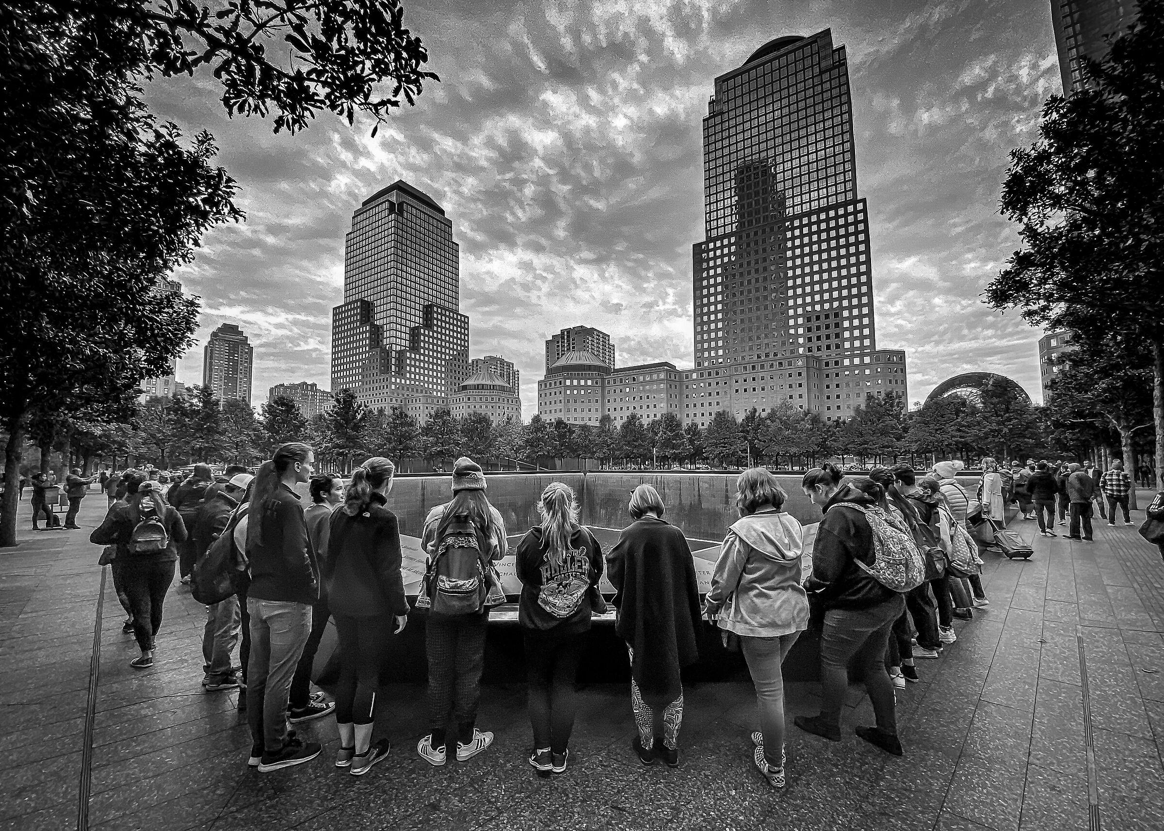 9/11 Memorial New York...