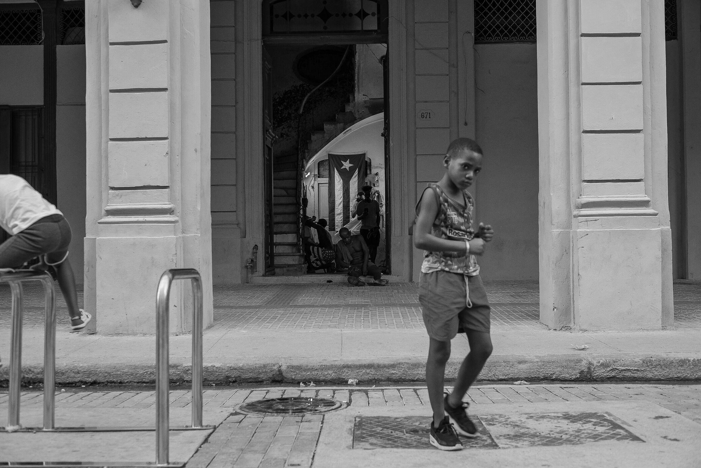 Moments in Havana...