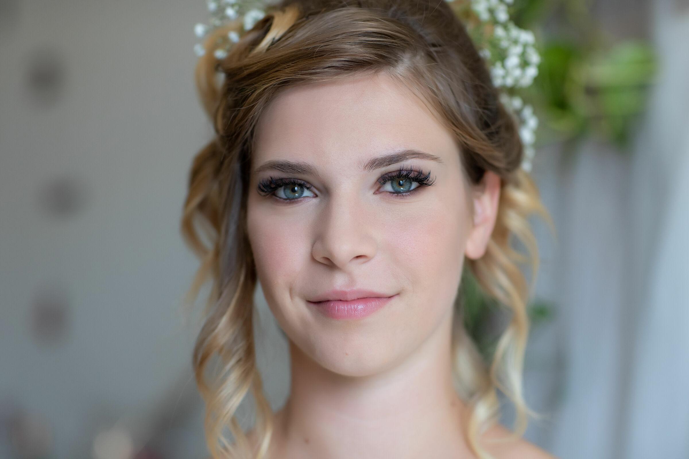 Almost Bride, California...