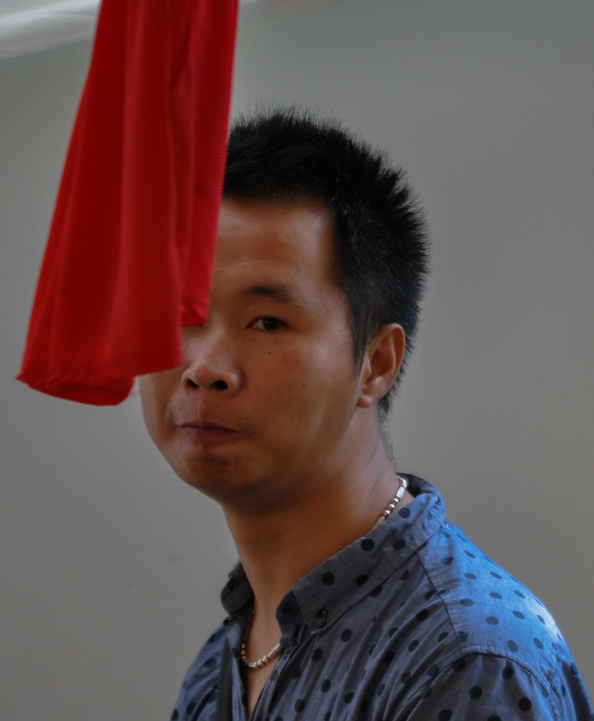 red china...
