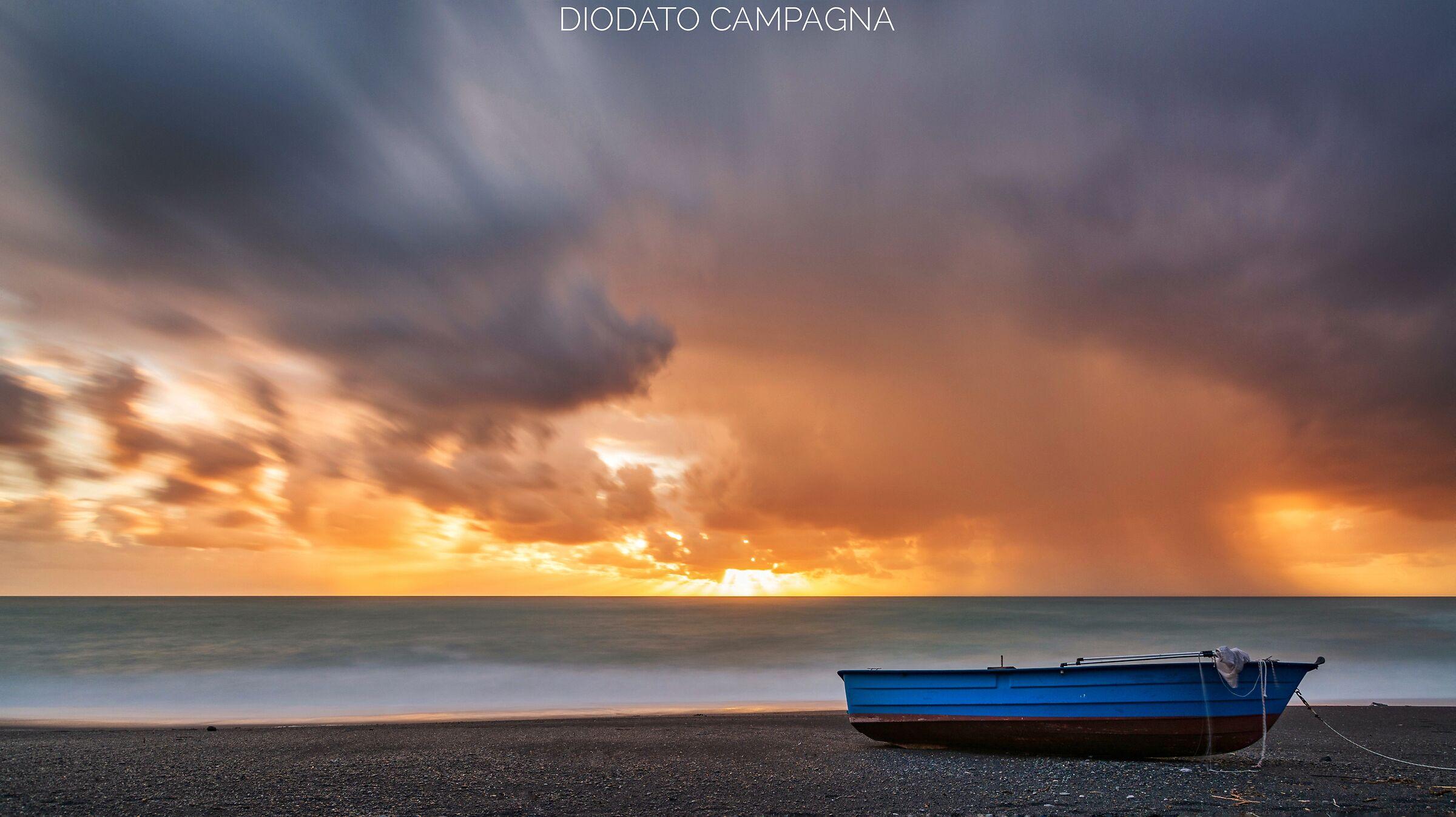 The Winter Sea...