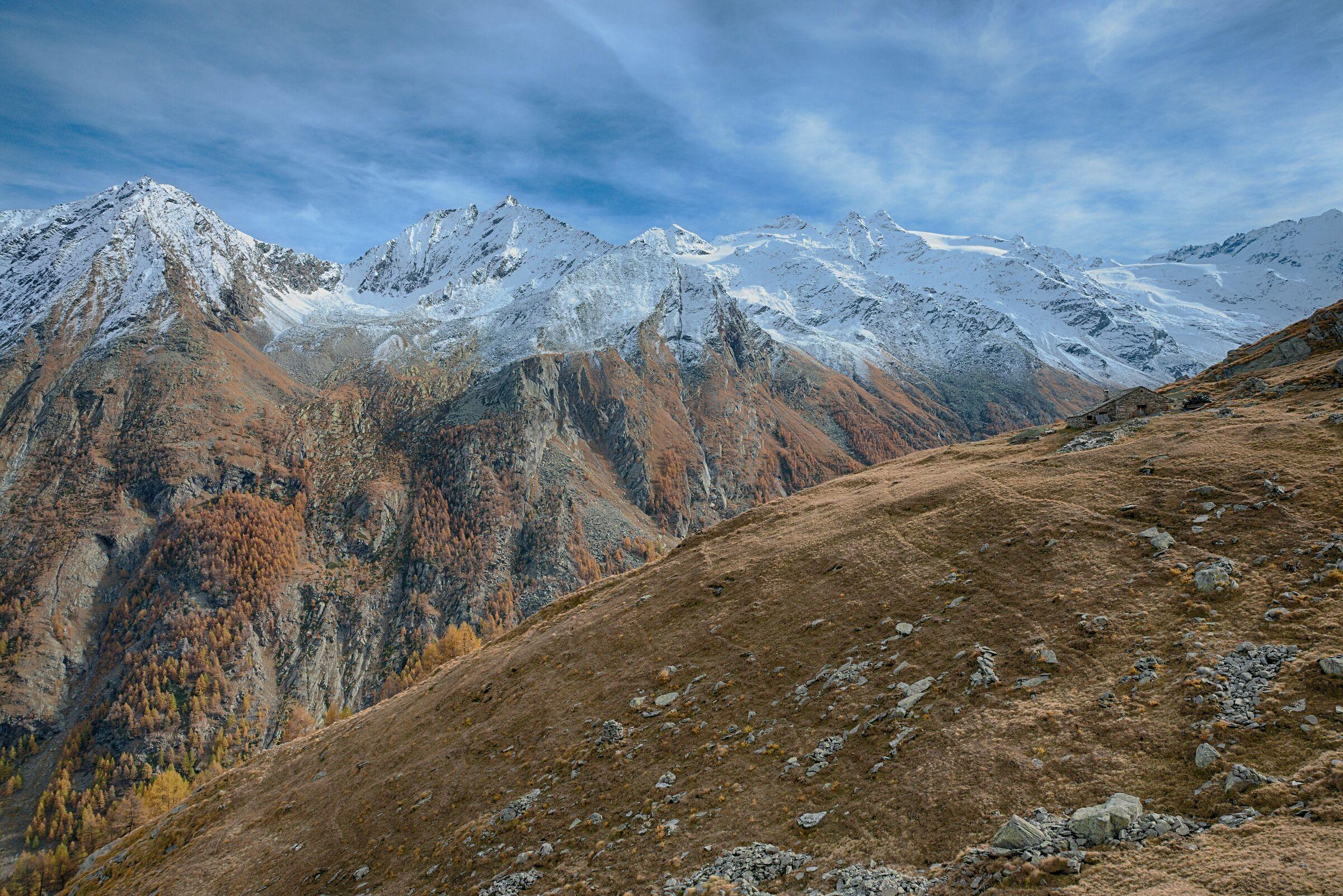 Relax in alta montagna!...