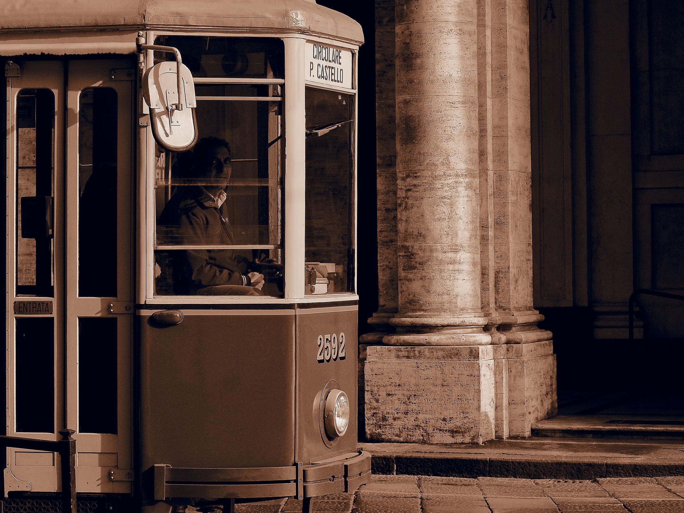 Walking through Turin...