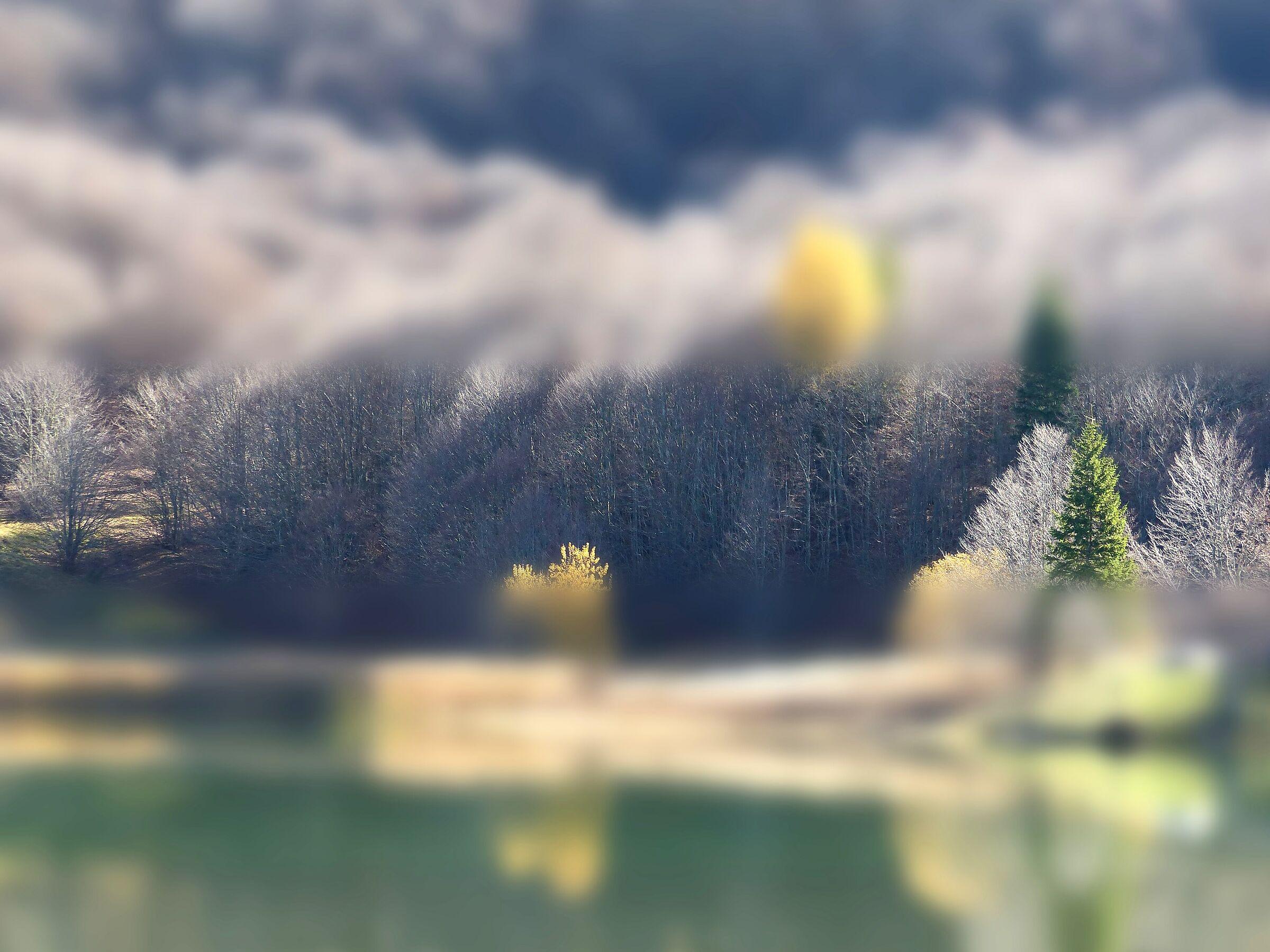Lago del Ventasso, Autunno...