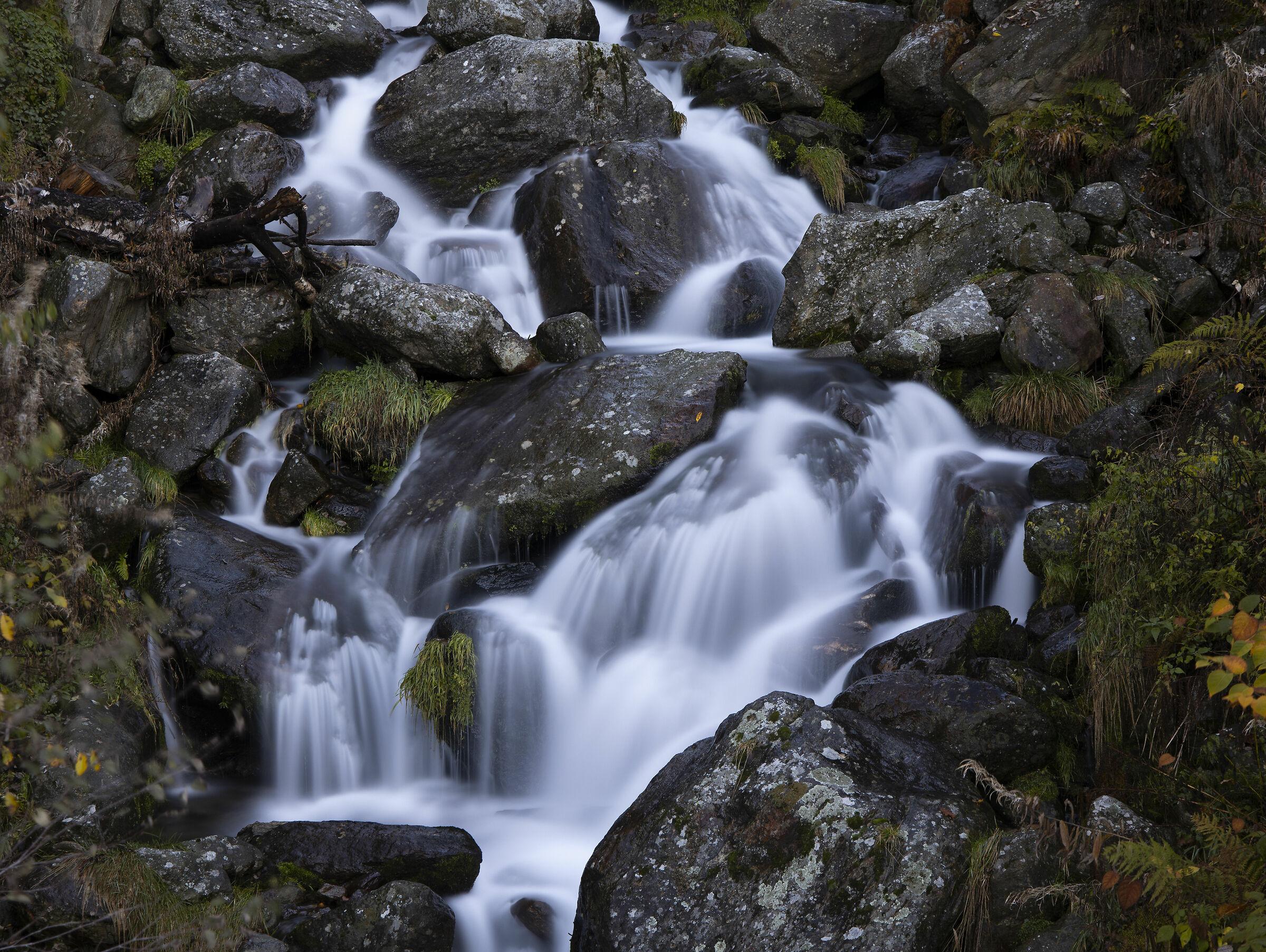 Mountain Stream...
