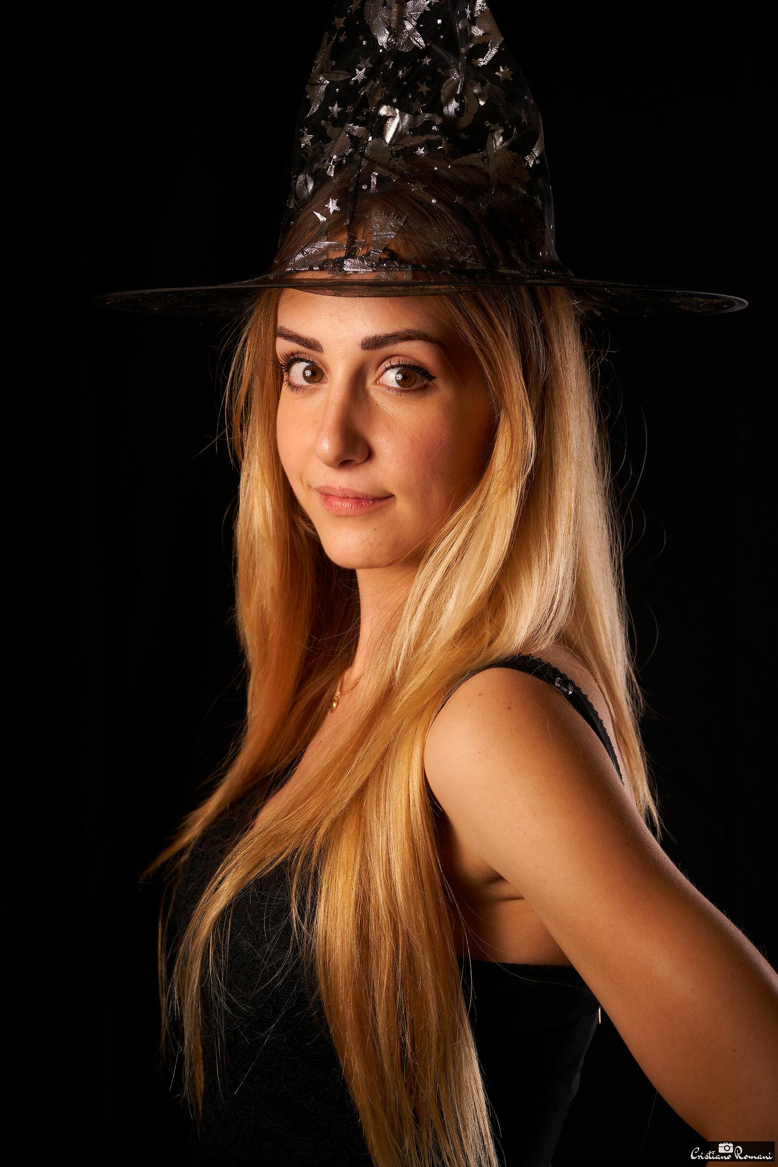Elena Witch...