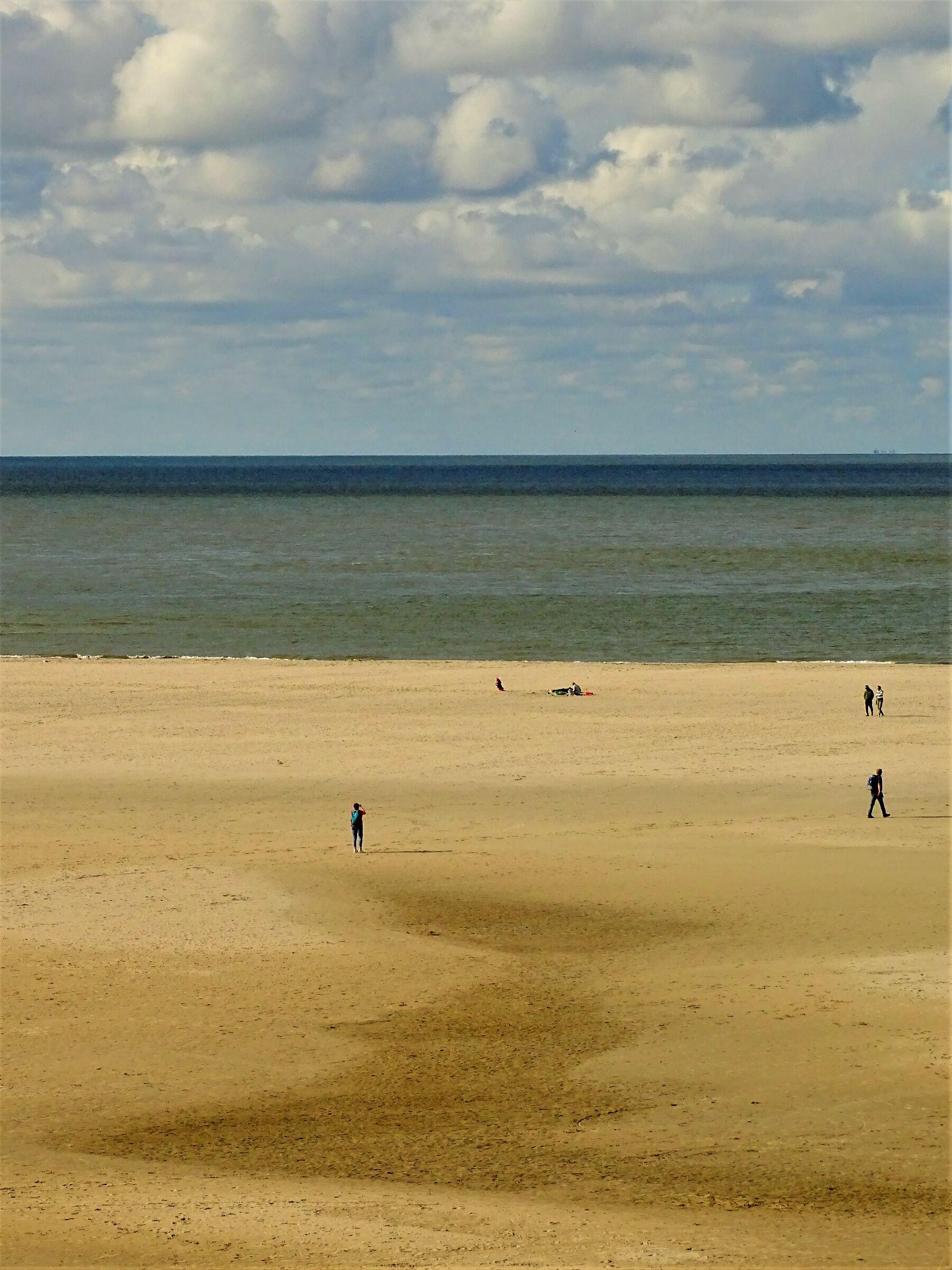 Texel island...