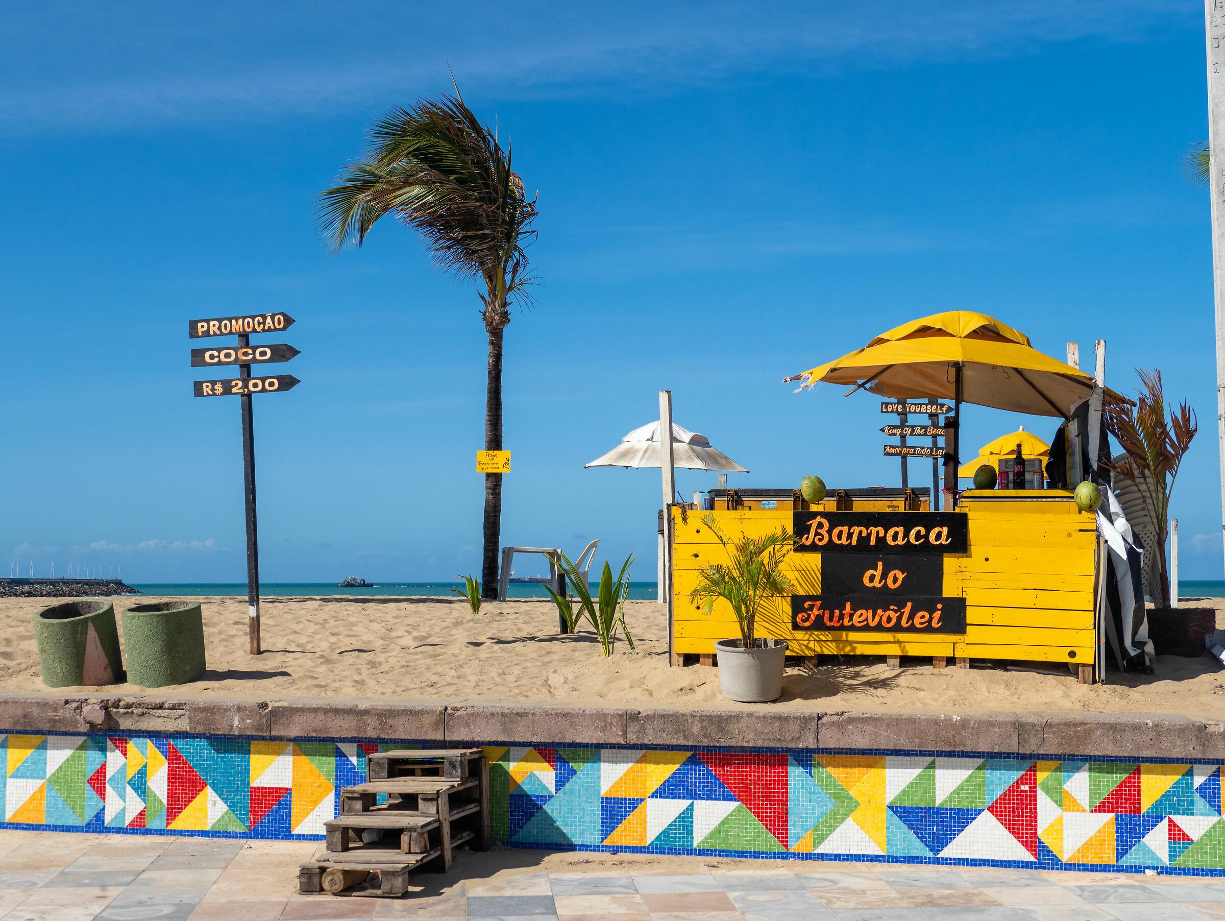 Fortaleza Brazil beach...