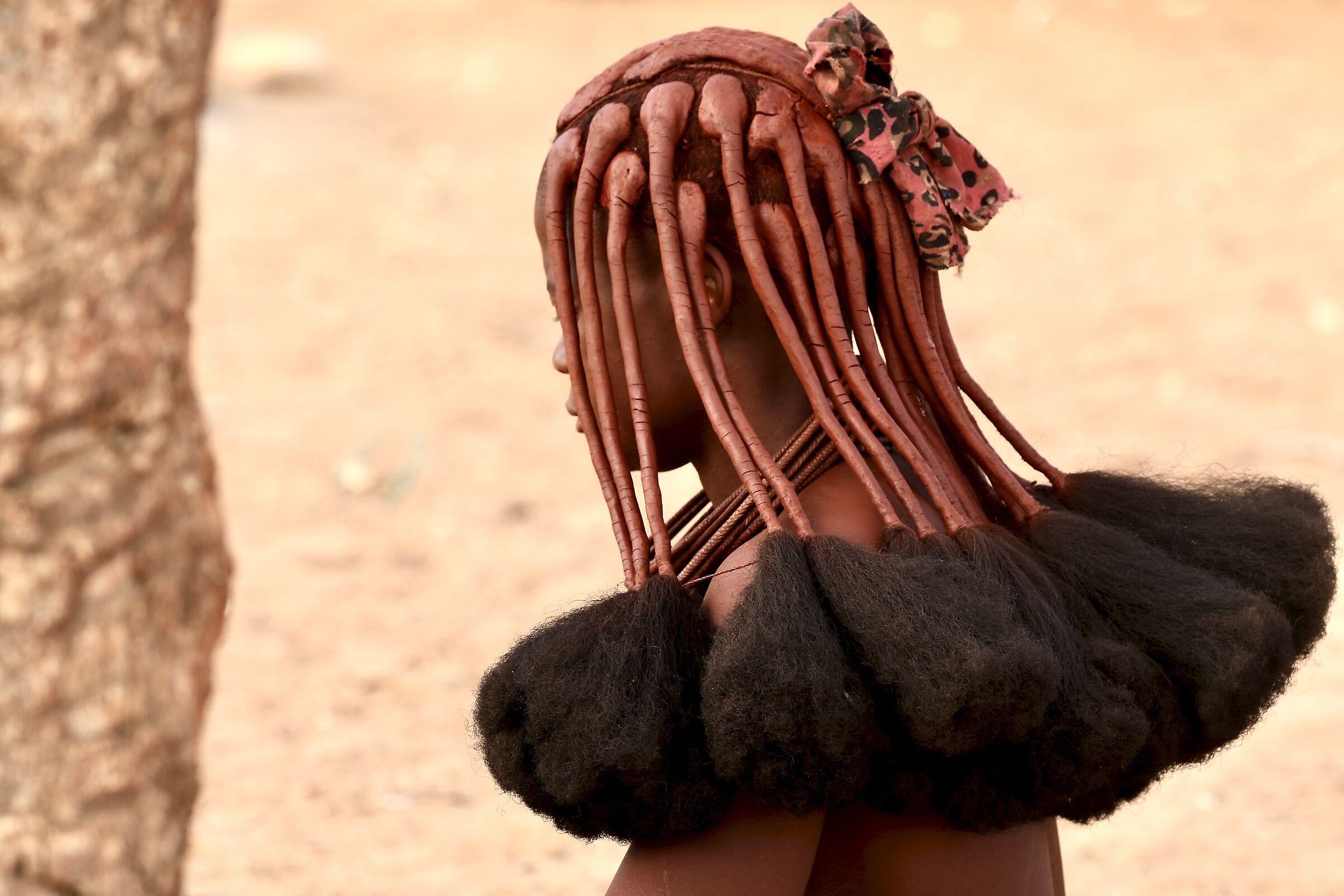 tribù himba...