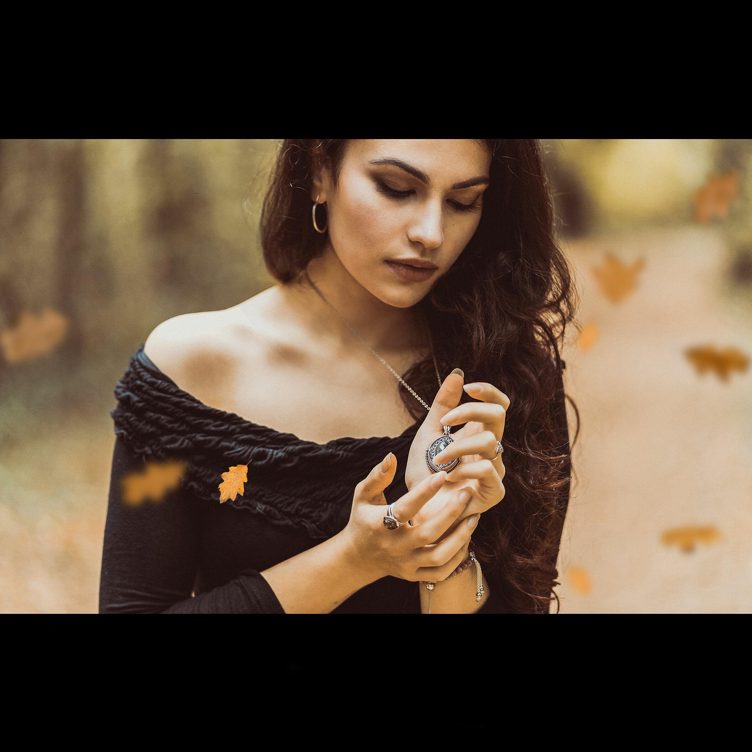 autumn, in...