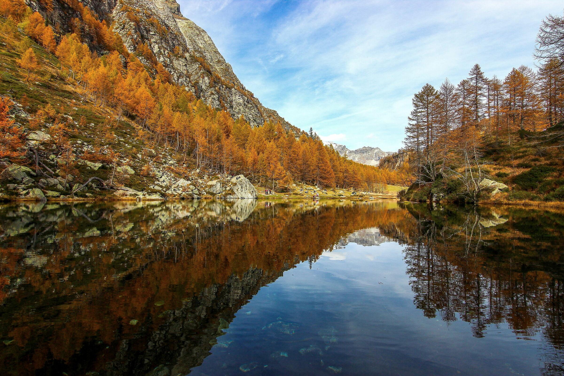 Witch Lake...
