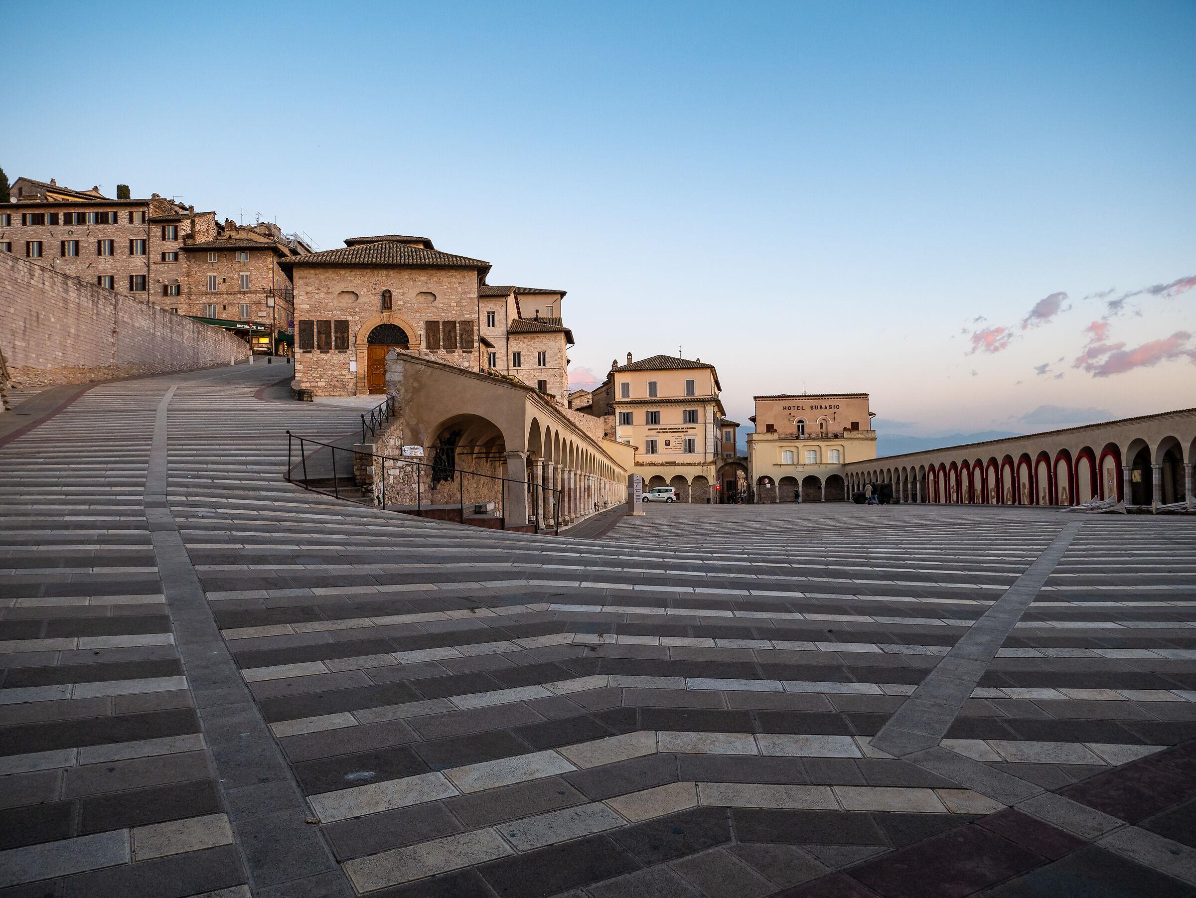 Panorama Assisi...