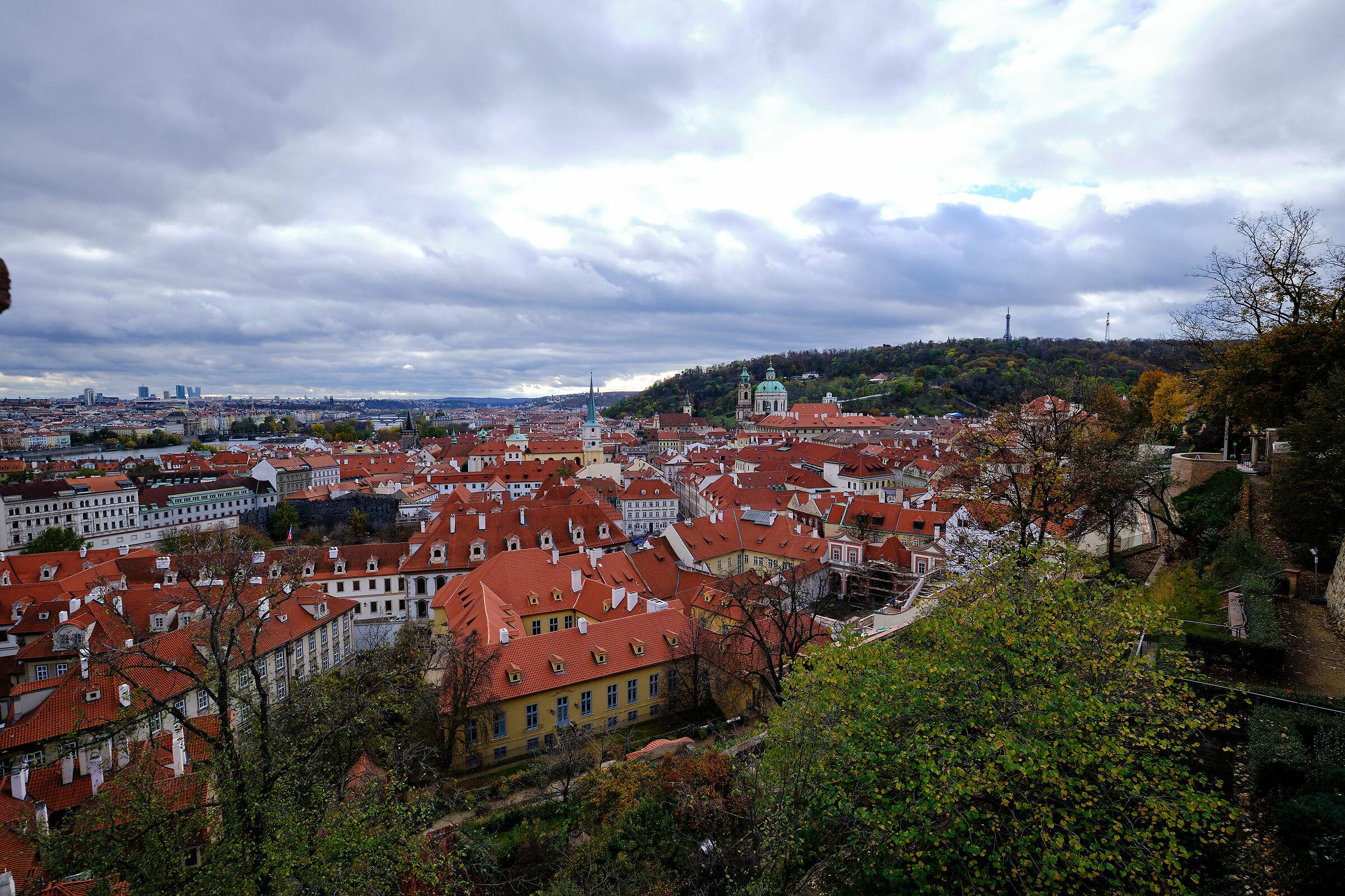 I rossi di Praga...