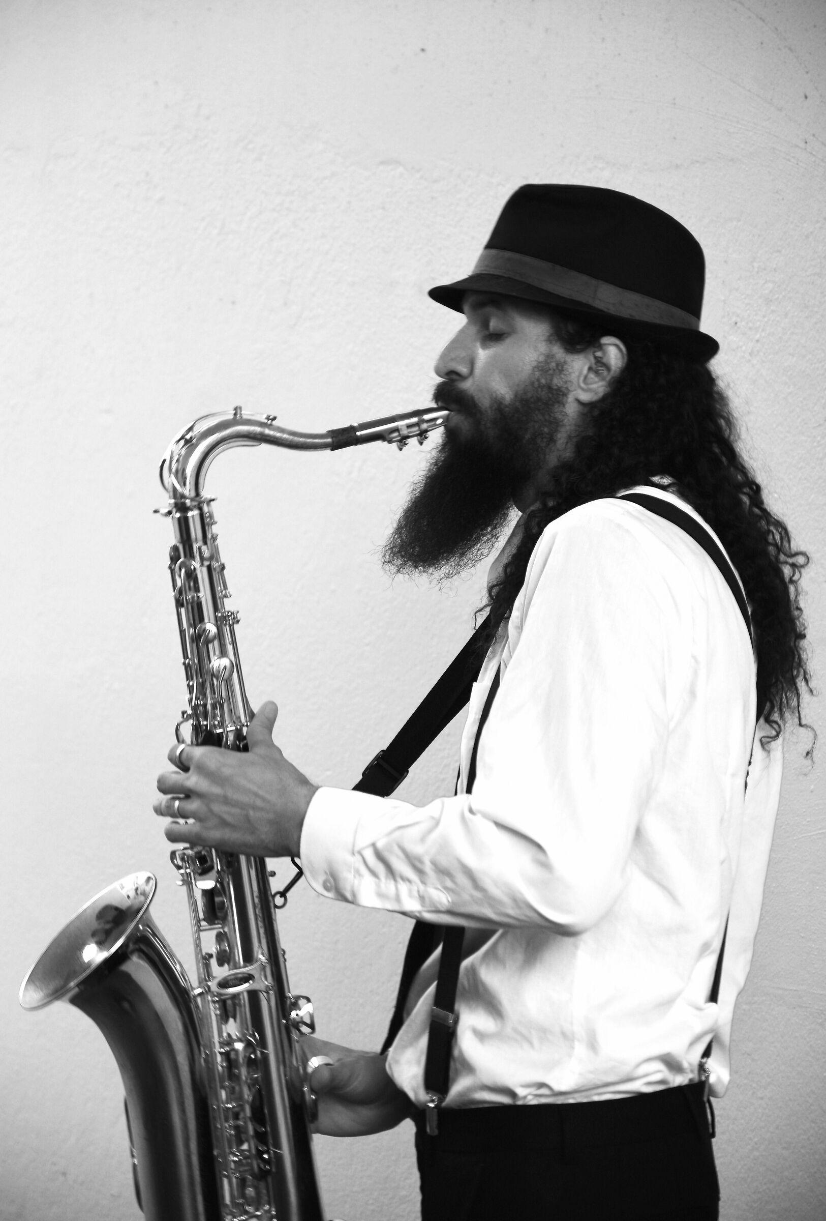 Mr. Saxo Beat...