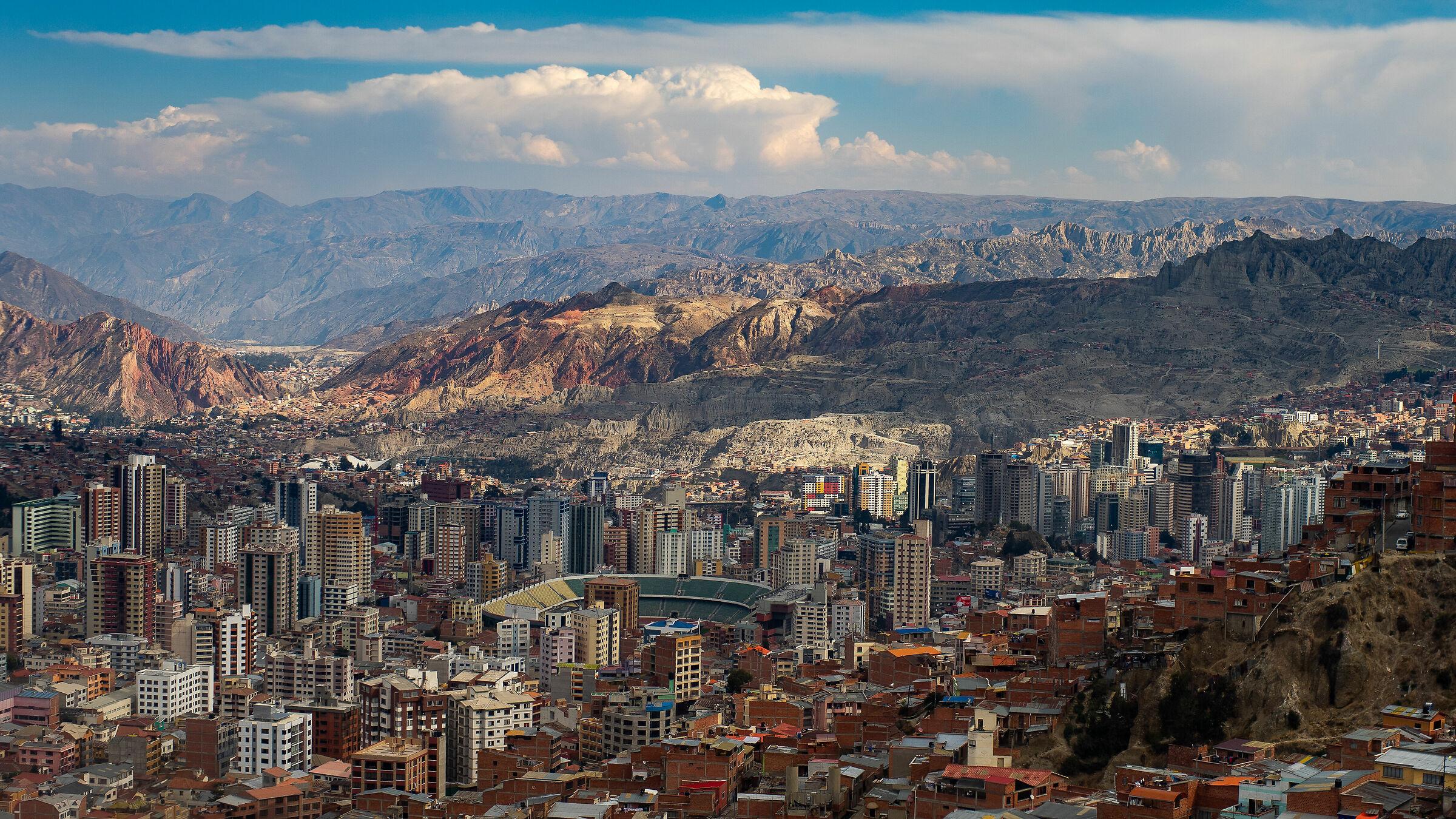 La Paz ...