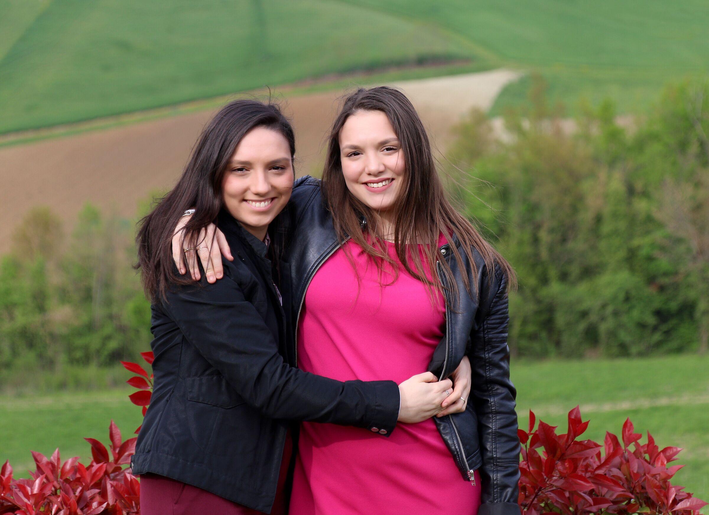 Lisa & Vera...