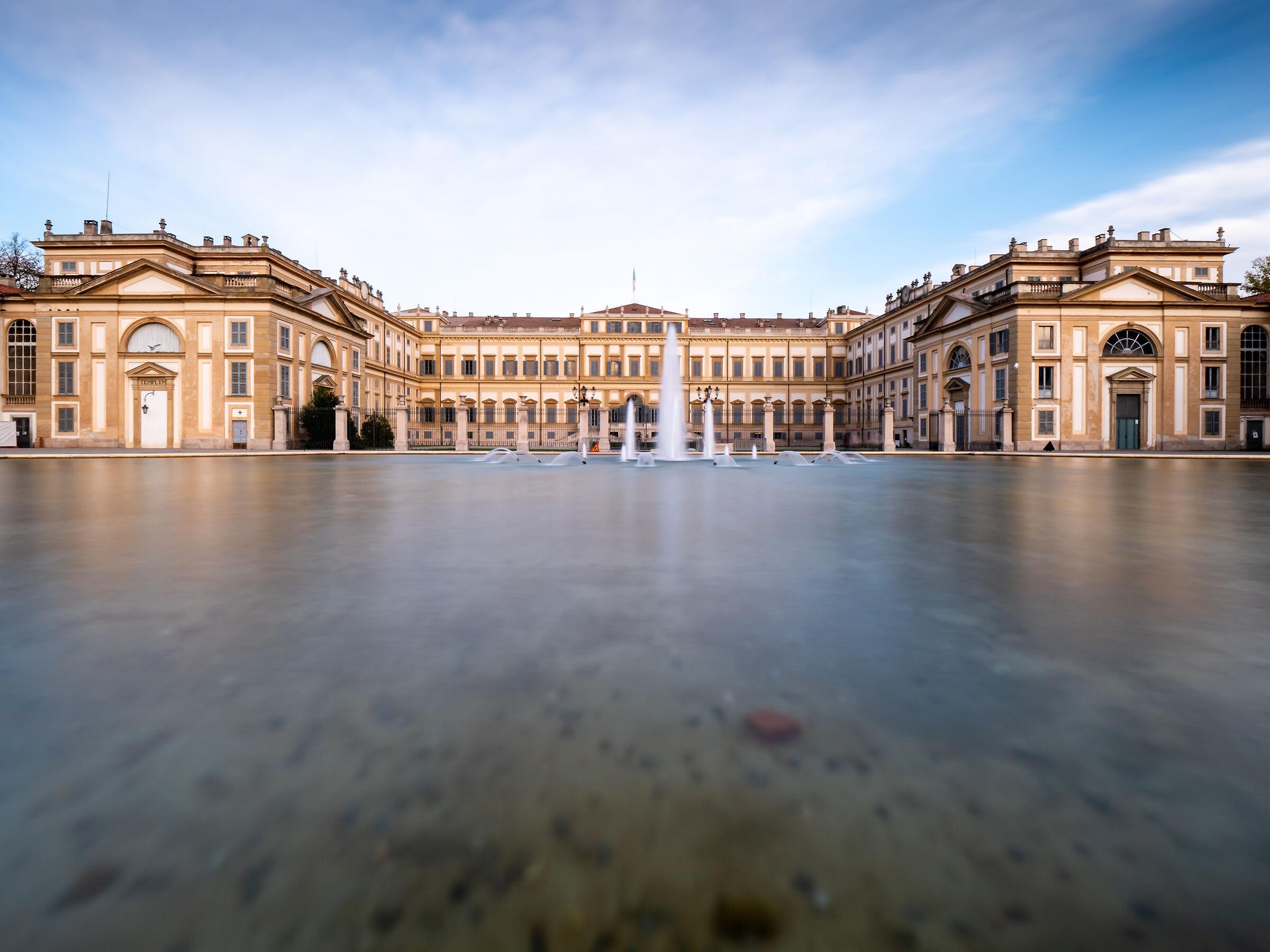 Villa Reale...